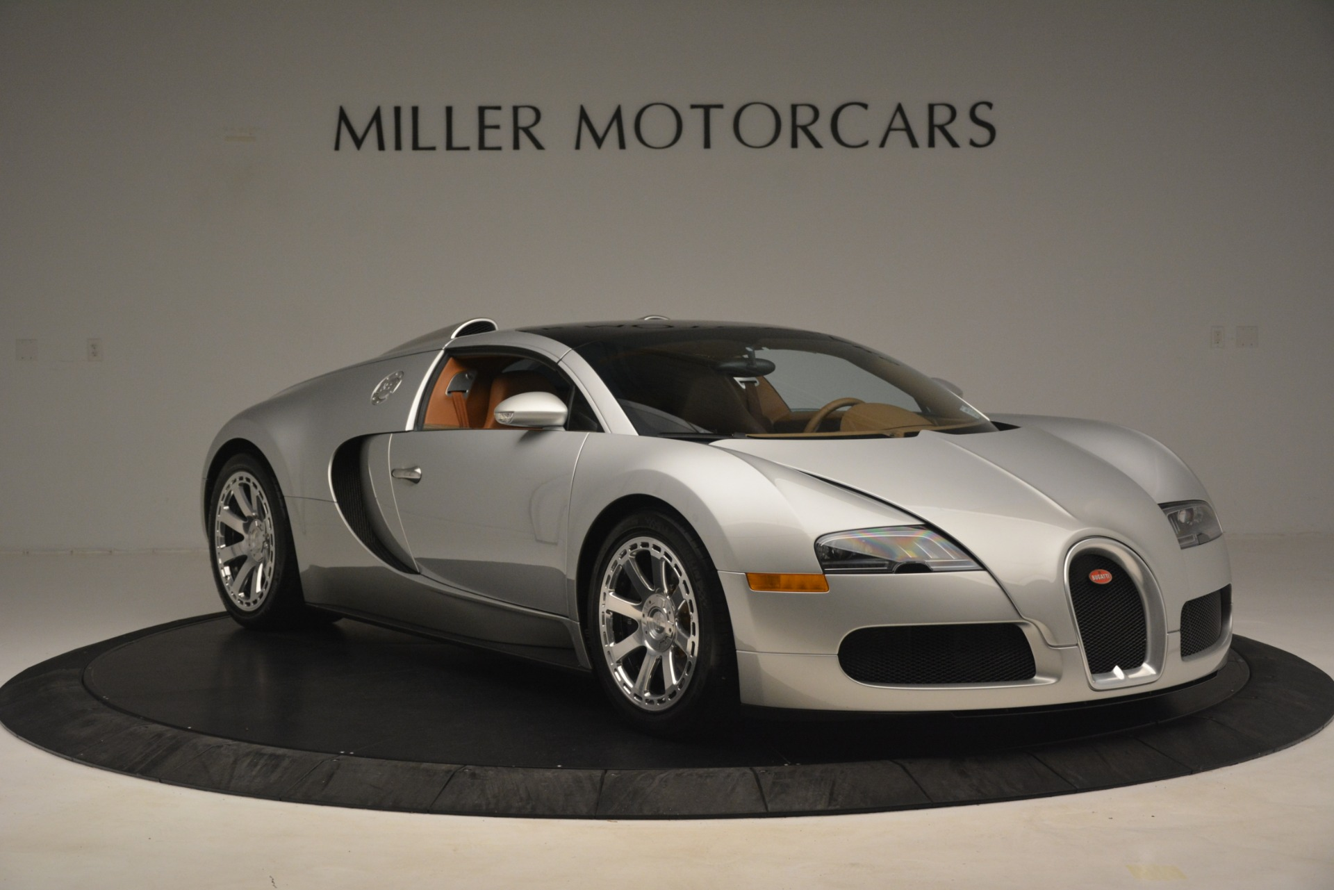 Used 2010 Bugatti Veyron 164 Grand Sport