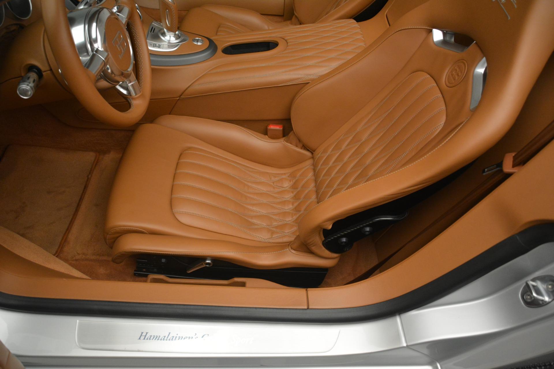 Used 2010 Bugatti Veyron 164 Grand Sport