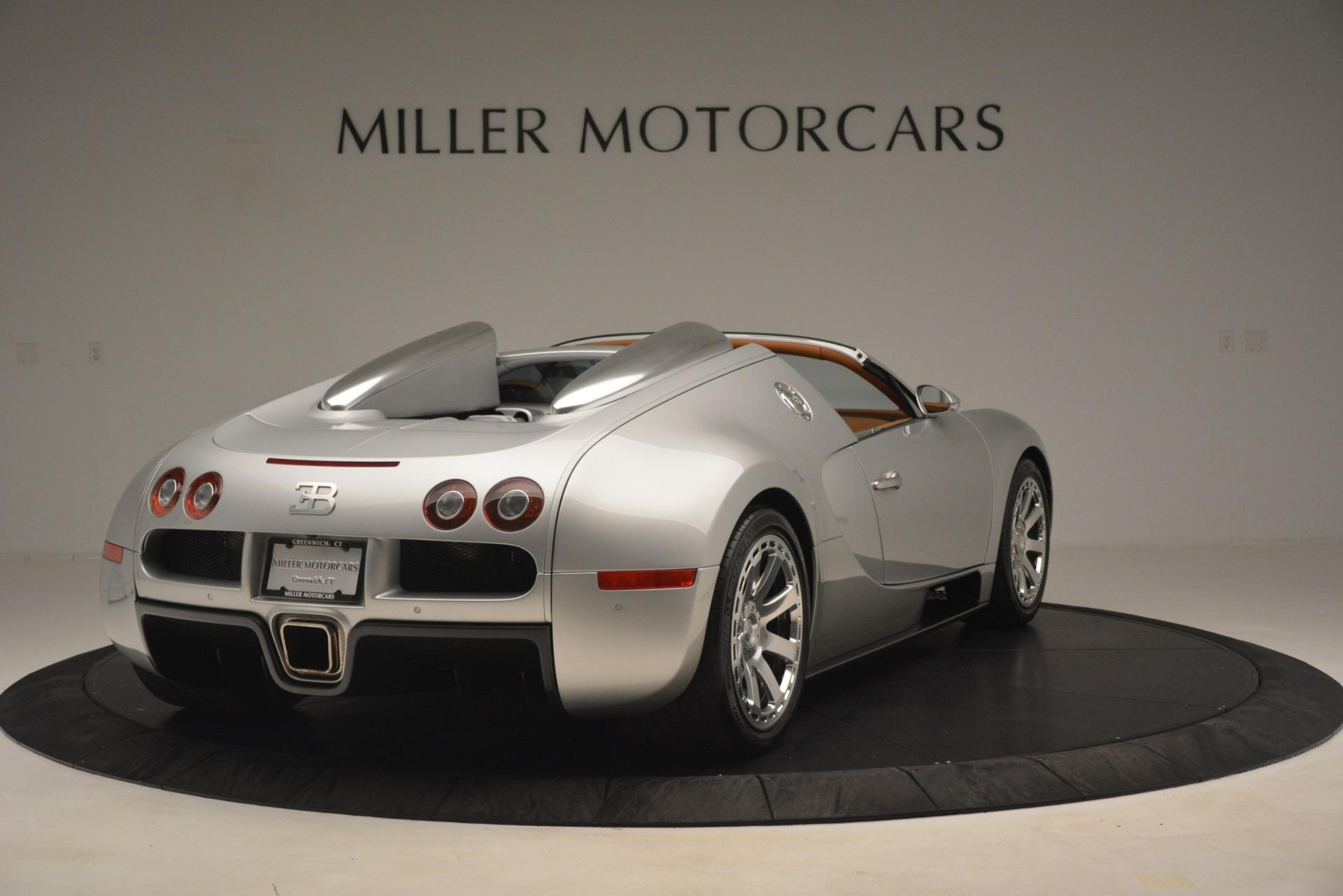 Pre-Owned 2010 Bugatti Veyron 16.4 Grand Sport For Sale ...
