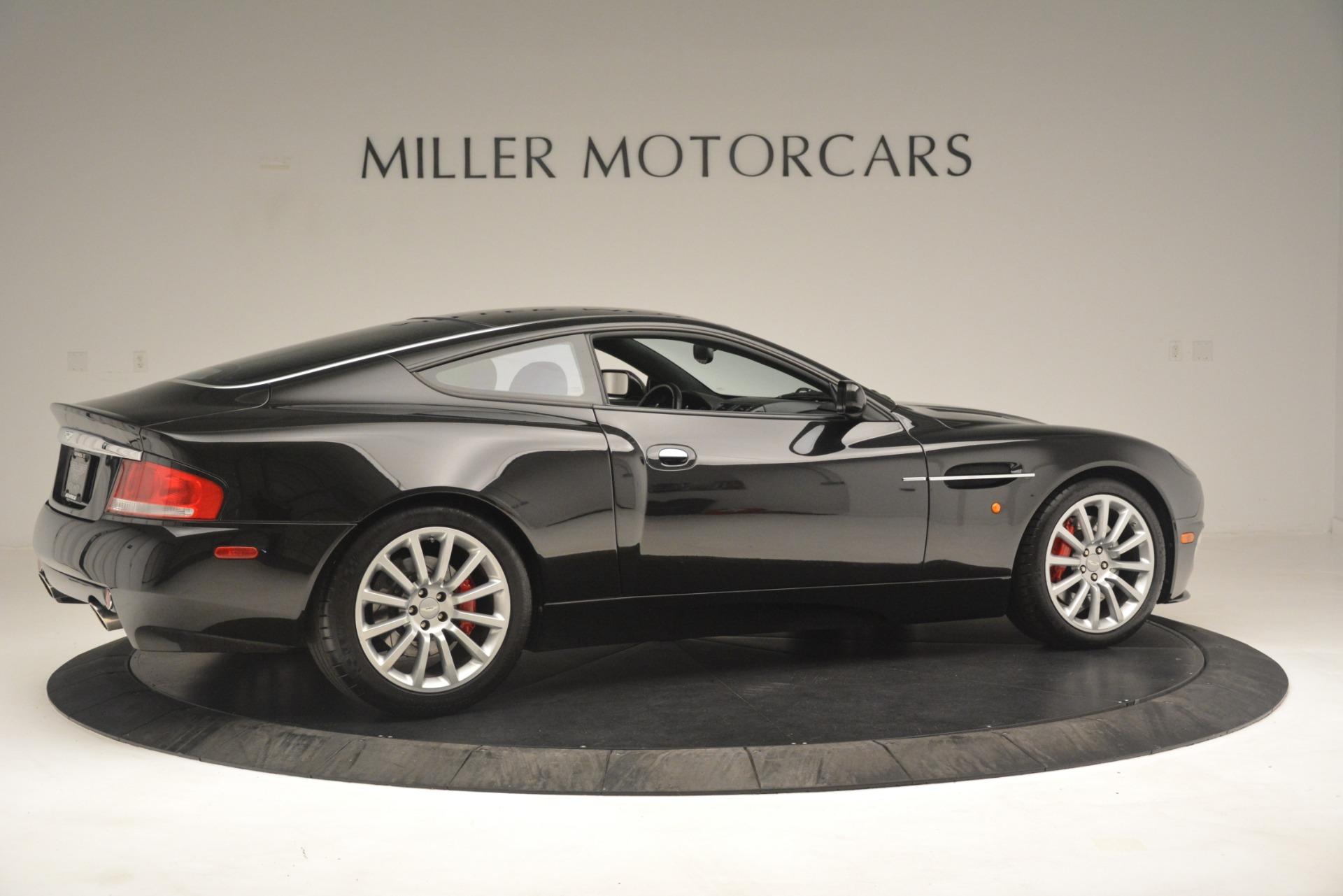 Used 2004 Aston Martin V12 Vanquish