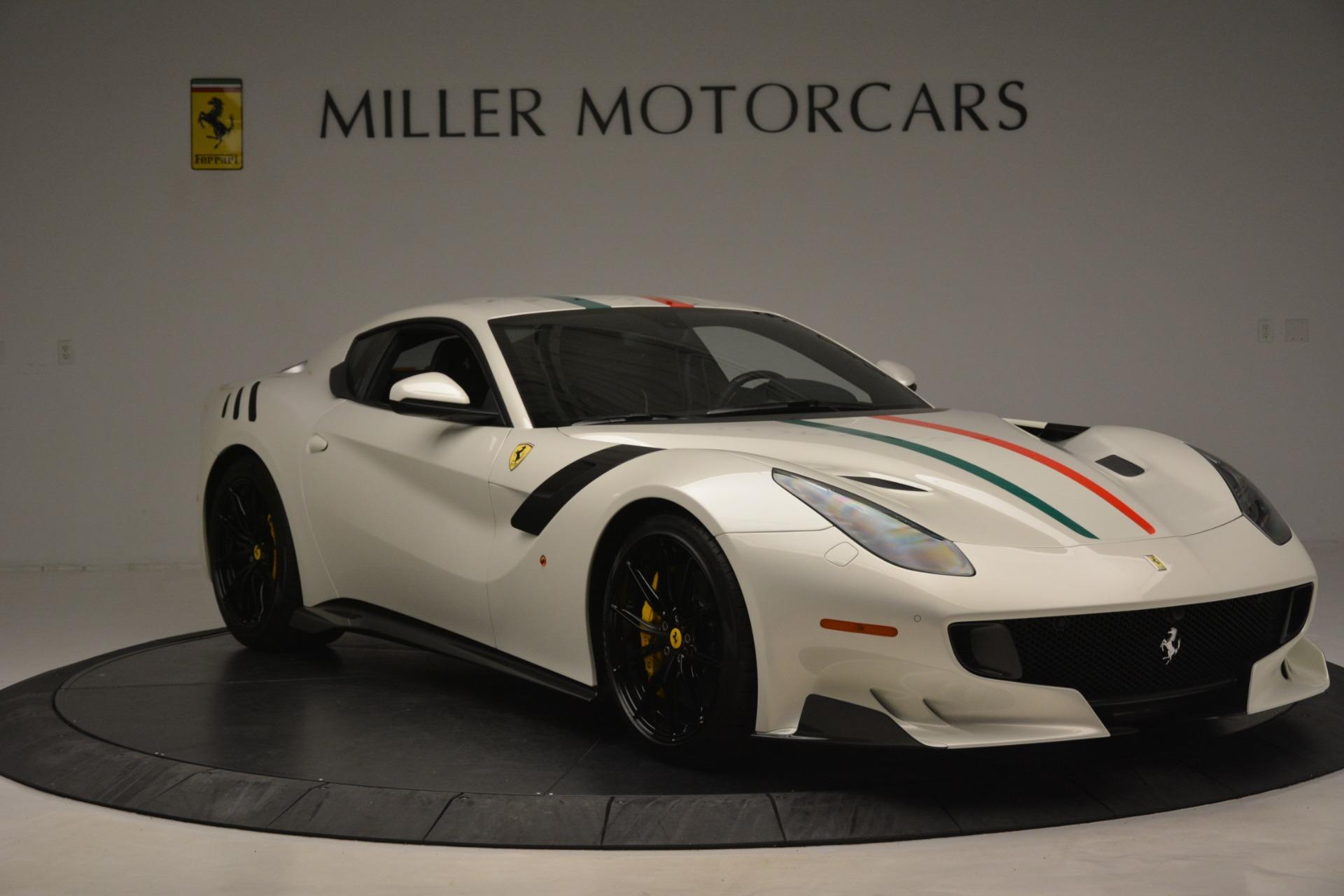 Used 2017 Ferrari F12tdf