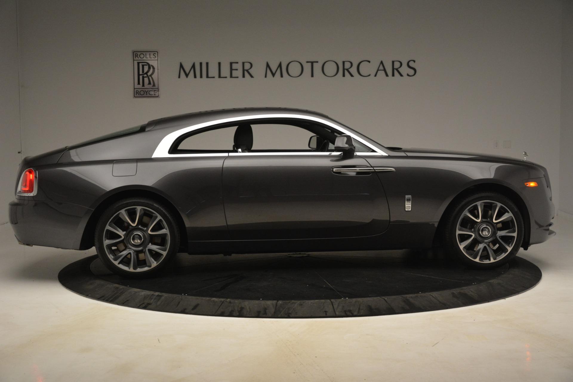 Used 2018 Rolls Royce Wraith