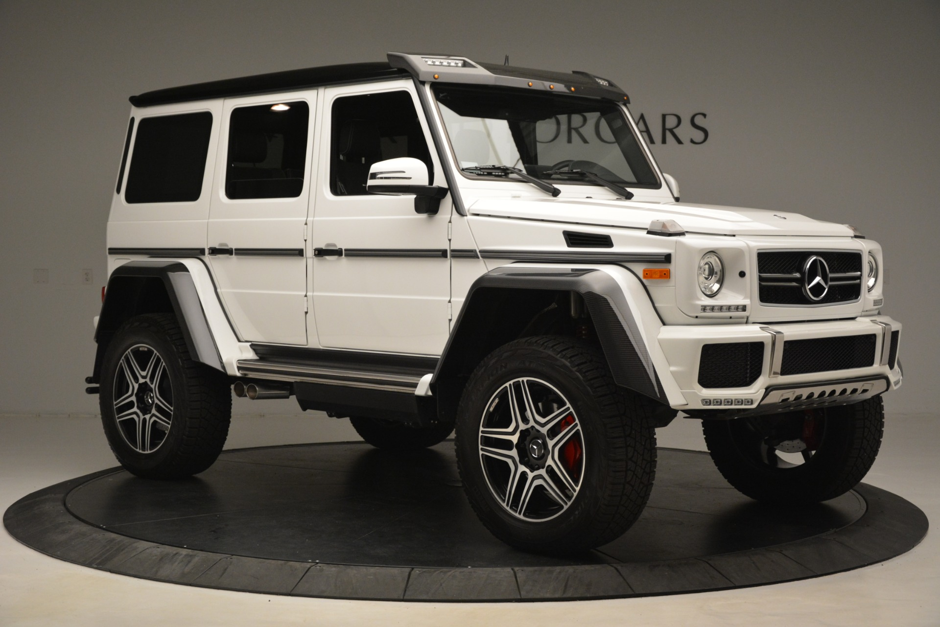 Used 2018 Mercedes Benz G Class G 550 4x4 Squared
