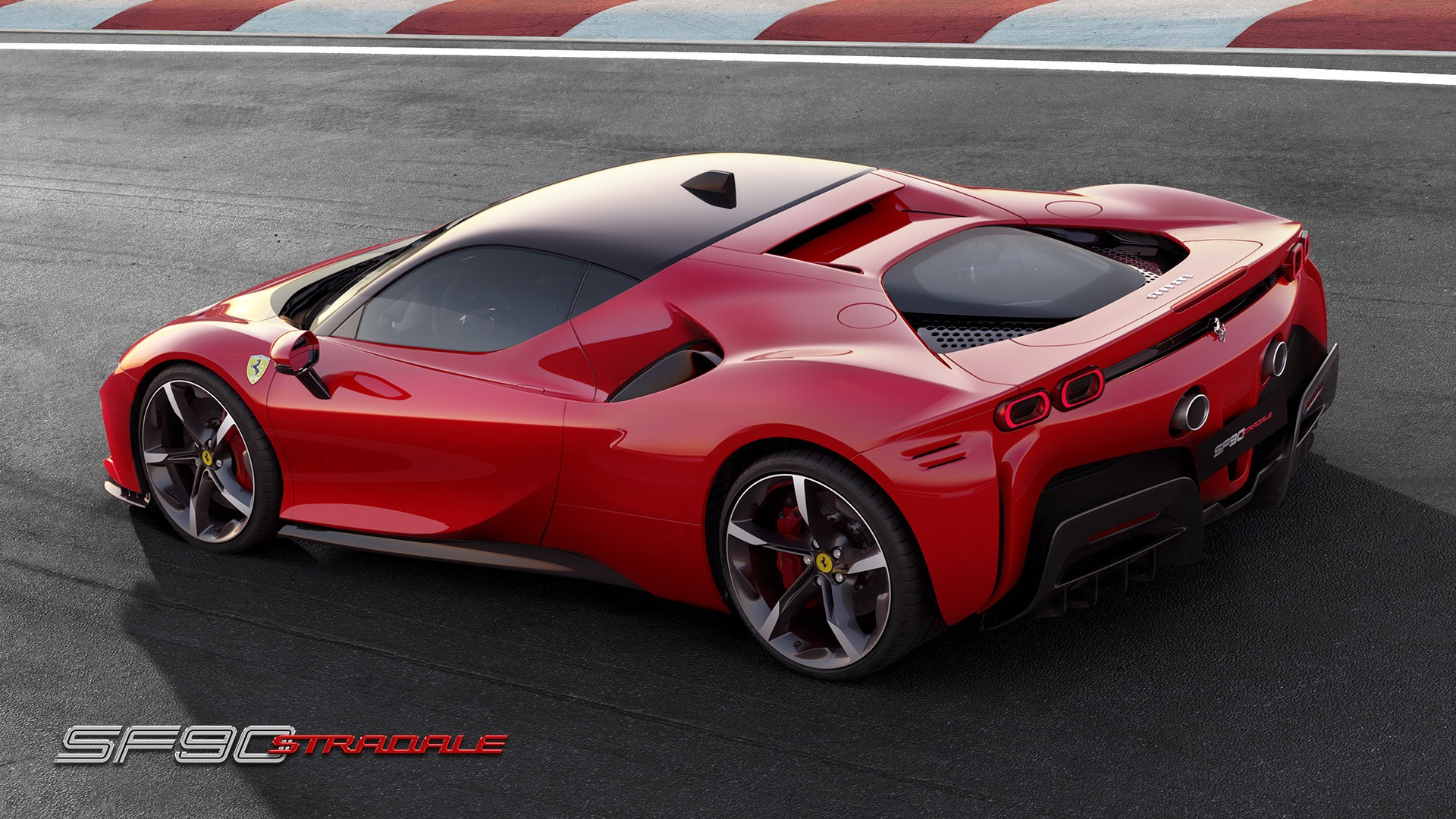 New 2020 Ferrari SF90 Stradale