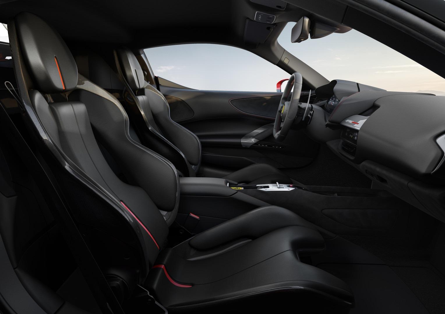 New 2021 Ferrari SF90 Stradale