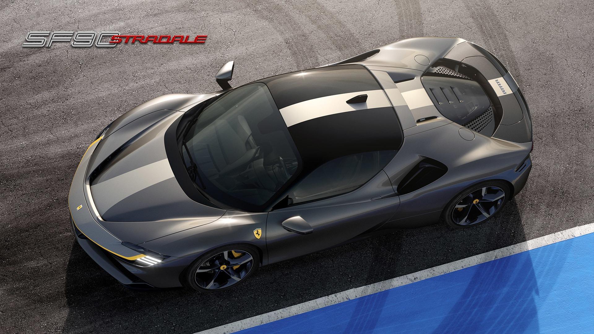 New 2021 Ferrari SF90 Stradale  | Greenwich, CT