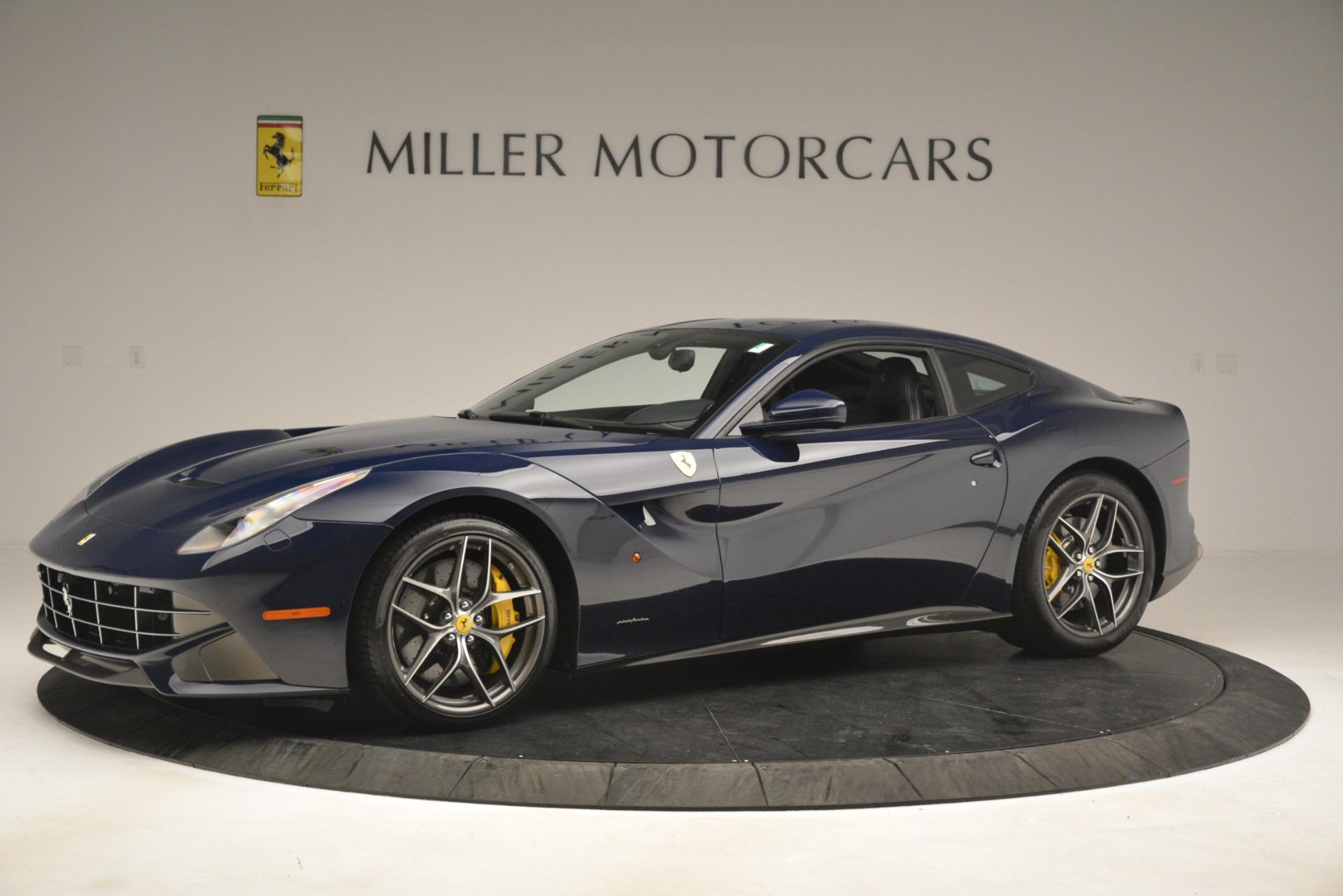 Used 2016 Ferrari F12 Berlinetta