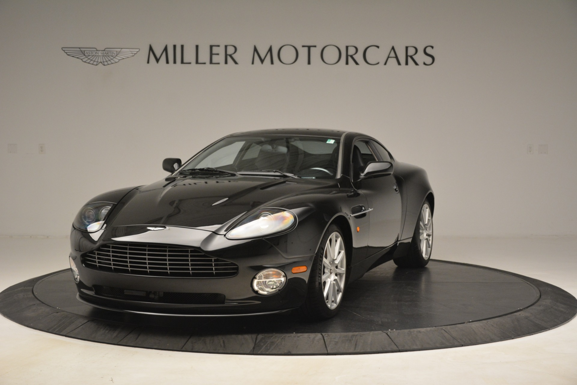 Used 2005 Aston Martin V12 Vanquish S Coupe