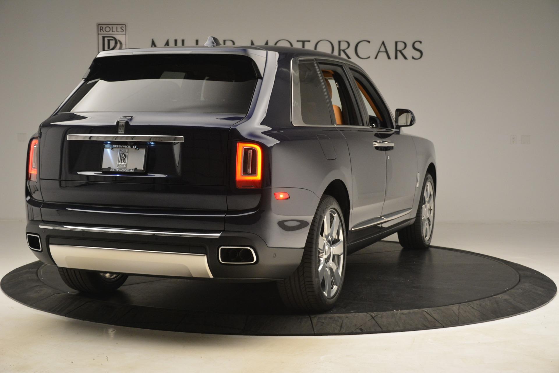 New 2019 Rolls Royce Cullinan