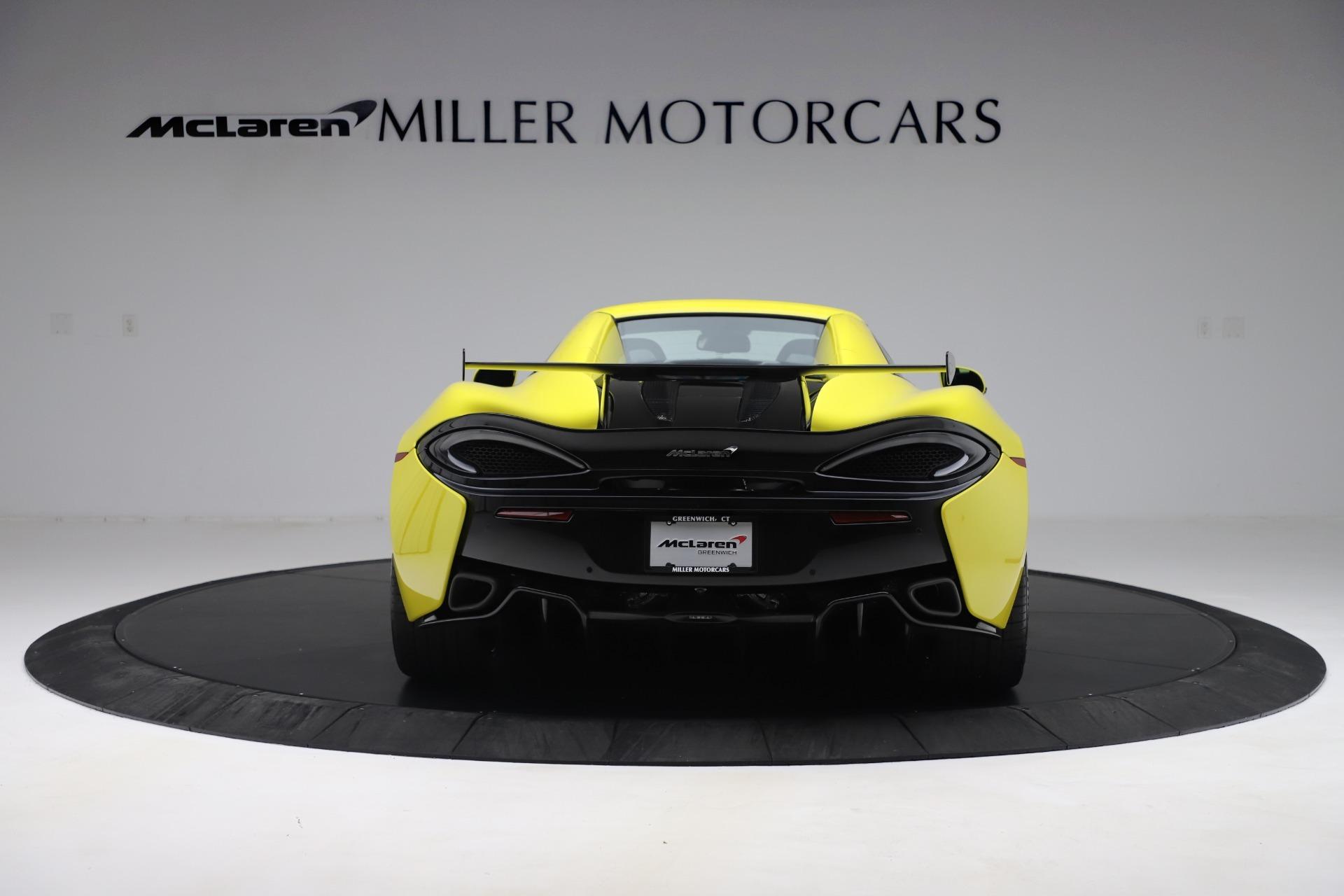 New 2019 McLaren 570S Spider