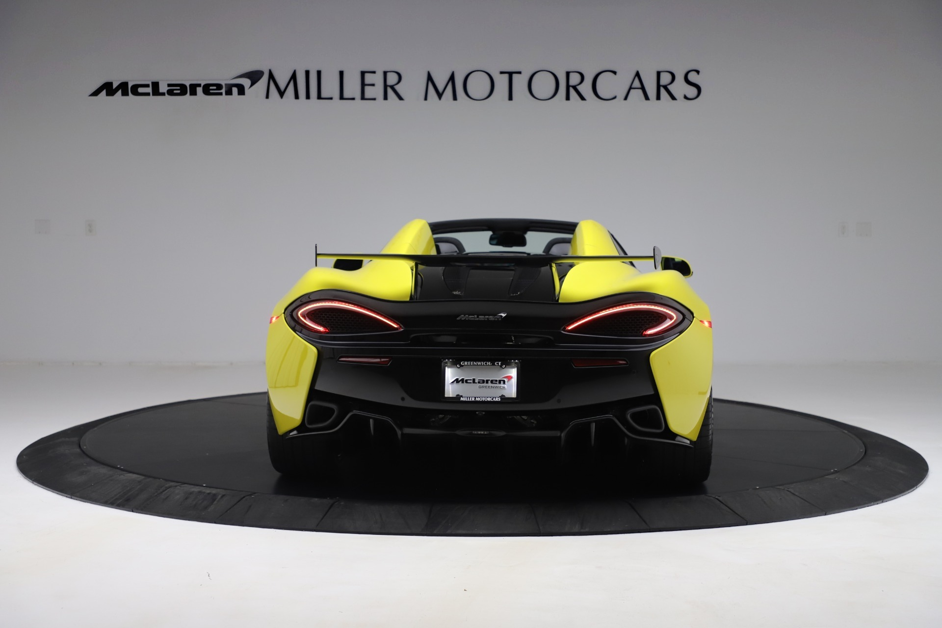 New 2019 McLaren 570S SPIDER Convertible