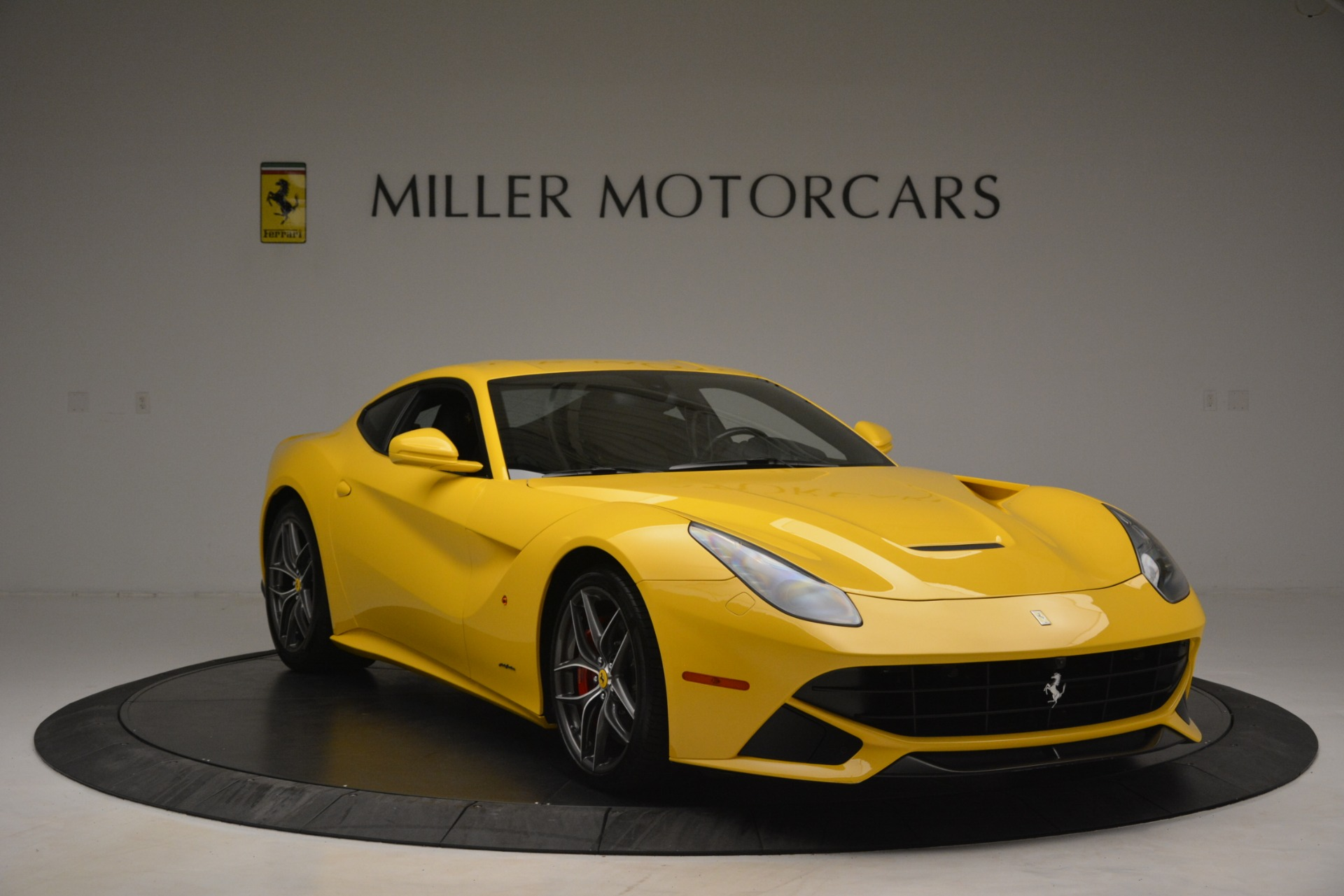 Used 2015 Ferrari F12 Berlinetta