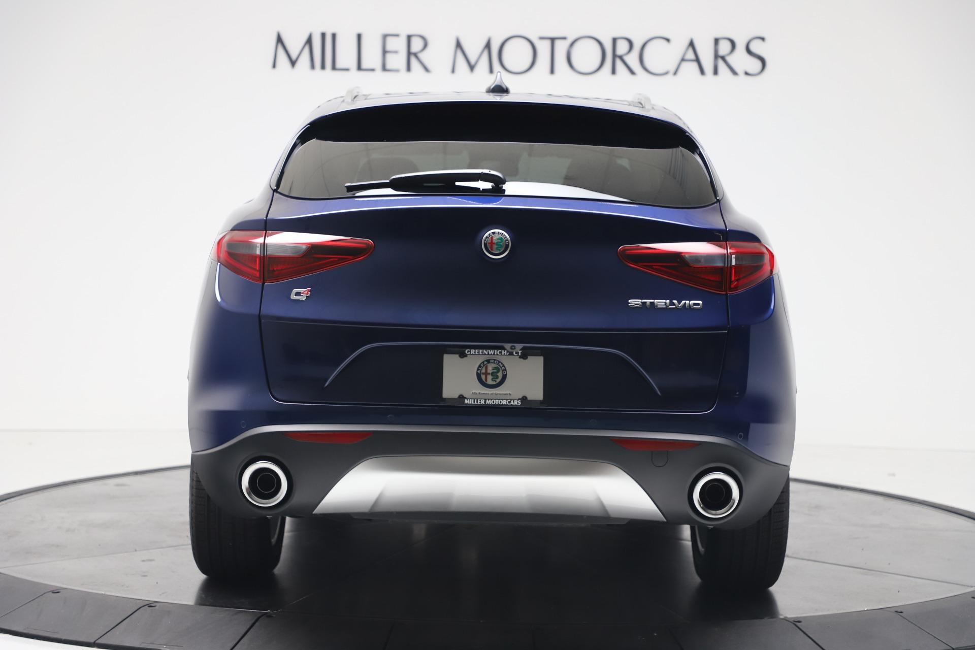 New 2019 Alfa Romeo Stelvio Ti Lusso Q4