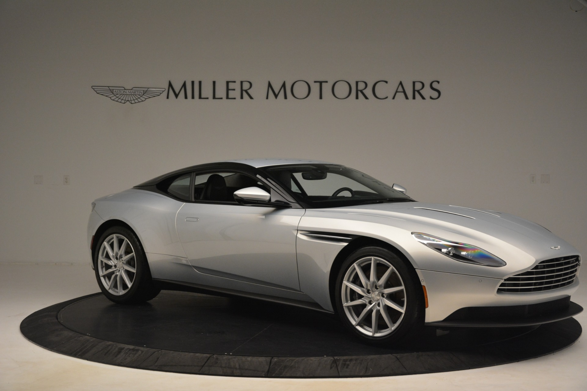 Used 2018 Aston Martin DB11 V12 Coupe