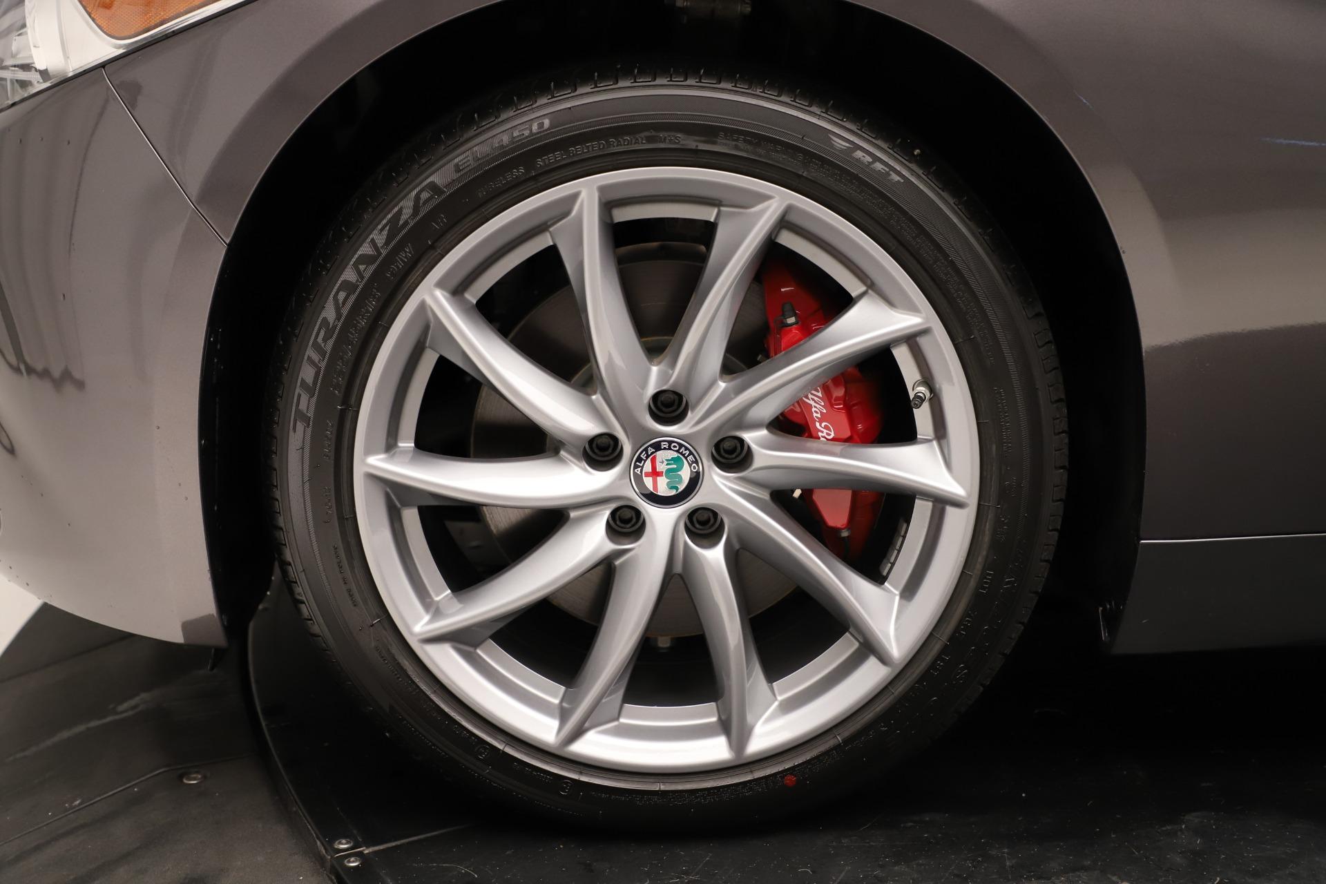 New 2019 Alfa Romeo Giulia Q4