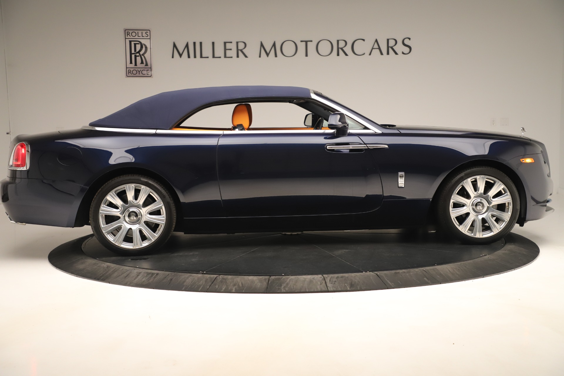 Used 2016 Rolls Royce Dawn