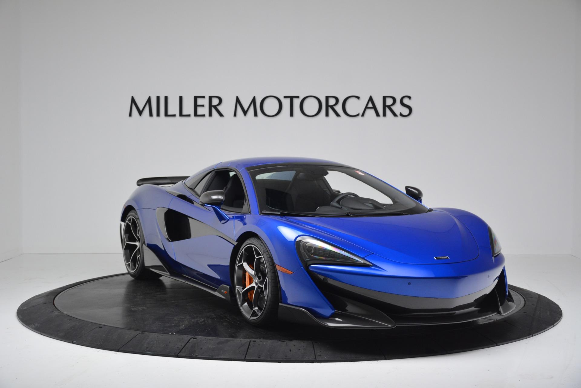 New 2020 McLaren 600LT Convertible