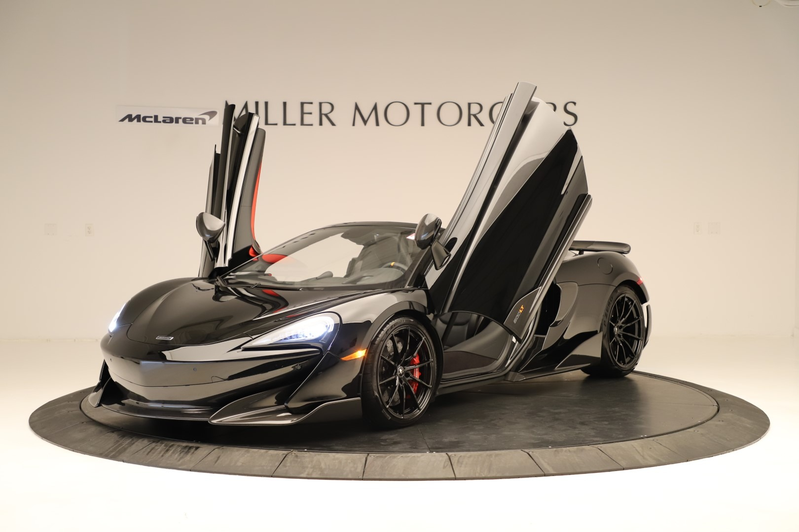 Used 2020 McLaren 600LT Spider