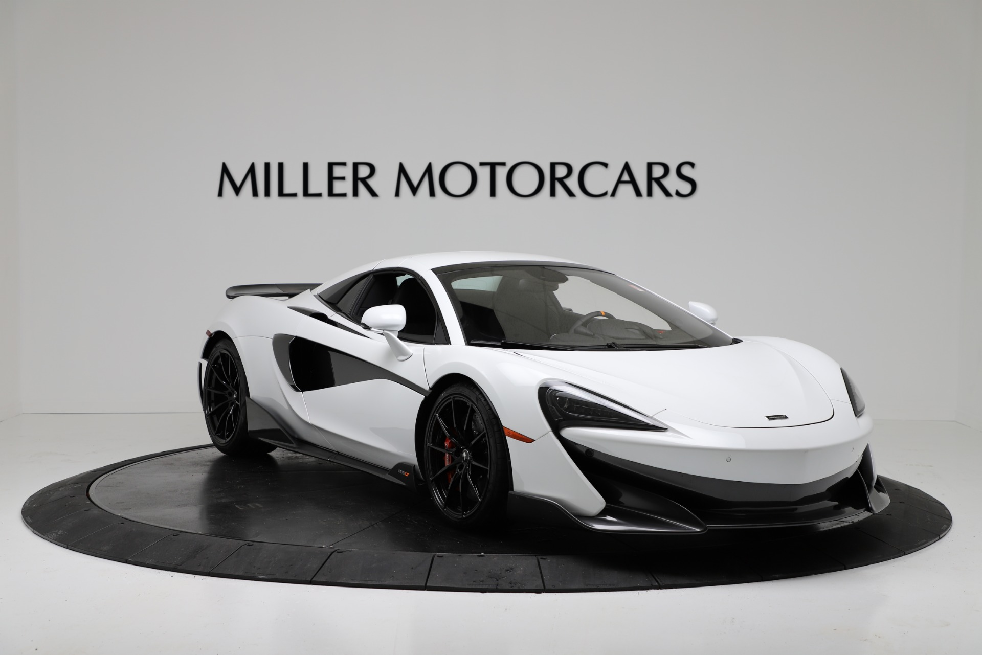New 2020 McLaren 600LT Convertible