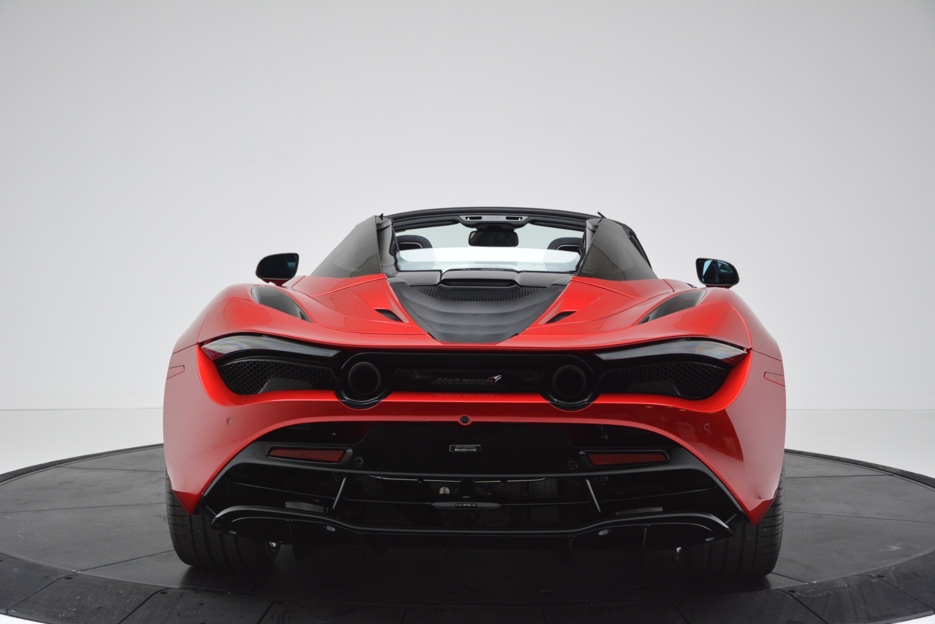 New 2020 McLaren 720S Convertible