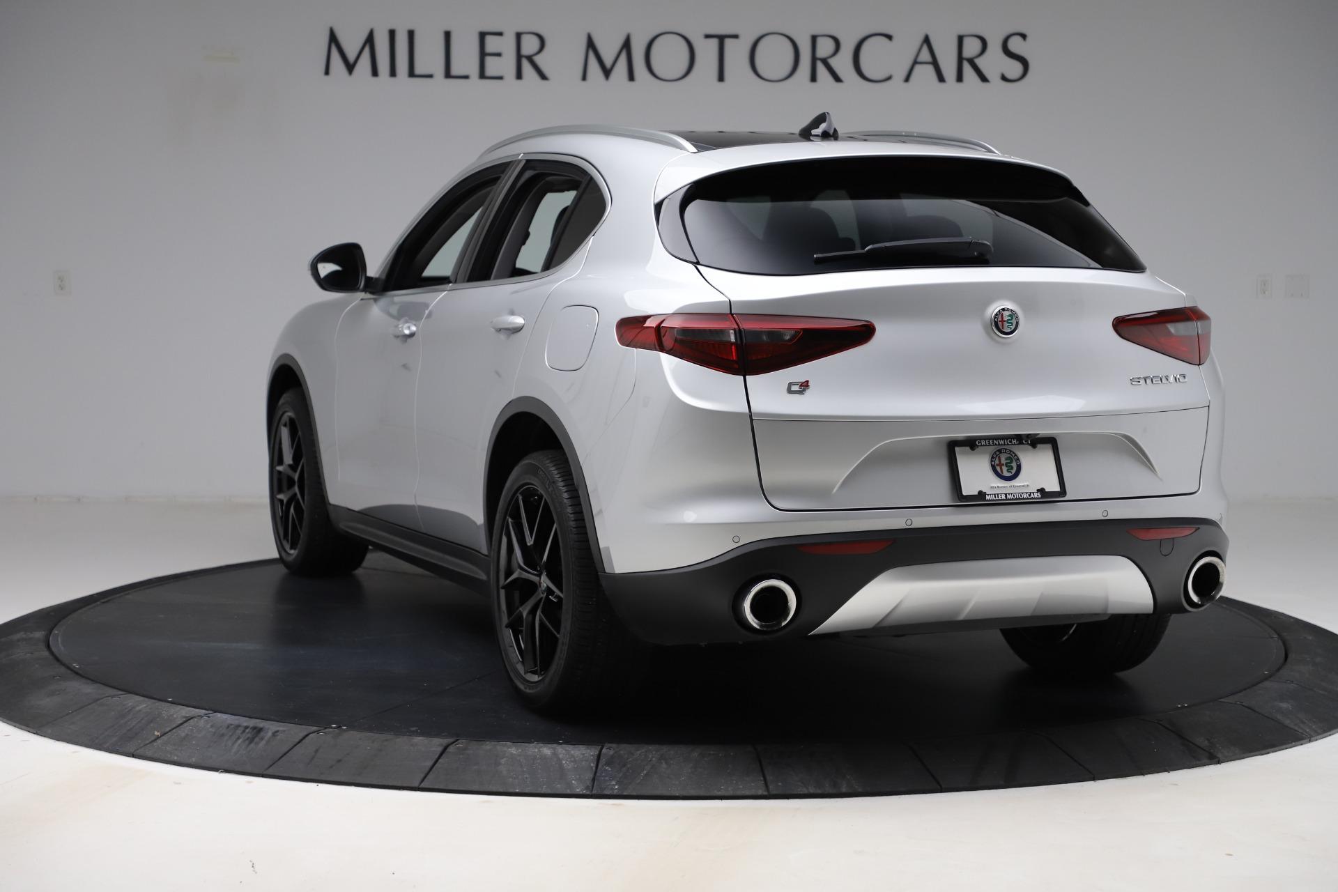 New 2019 Alfa Romeo Stelvio Ti Q4