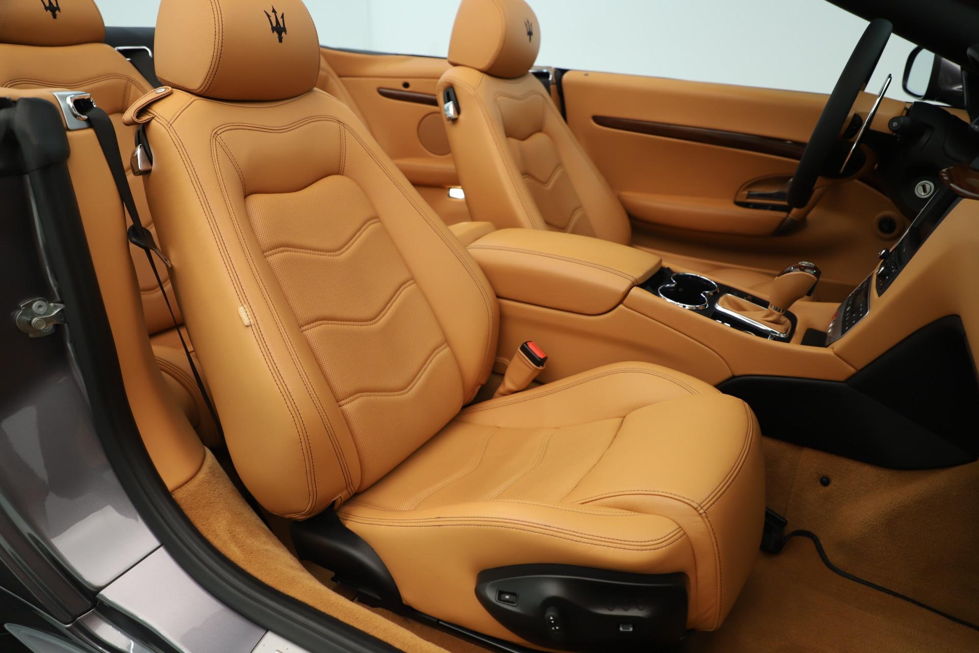 Used 2012 Maserati GranTurismo Sport
