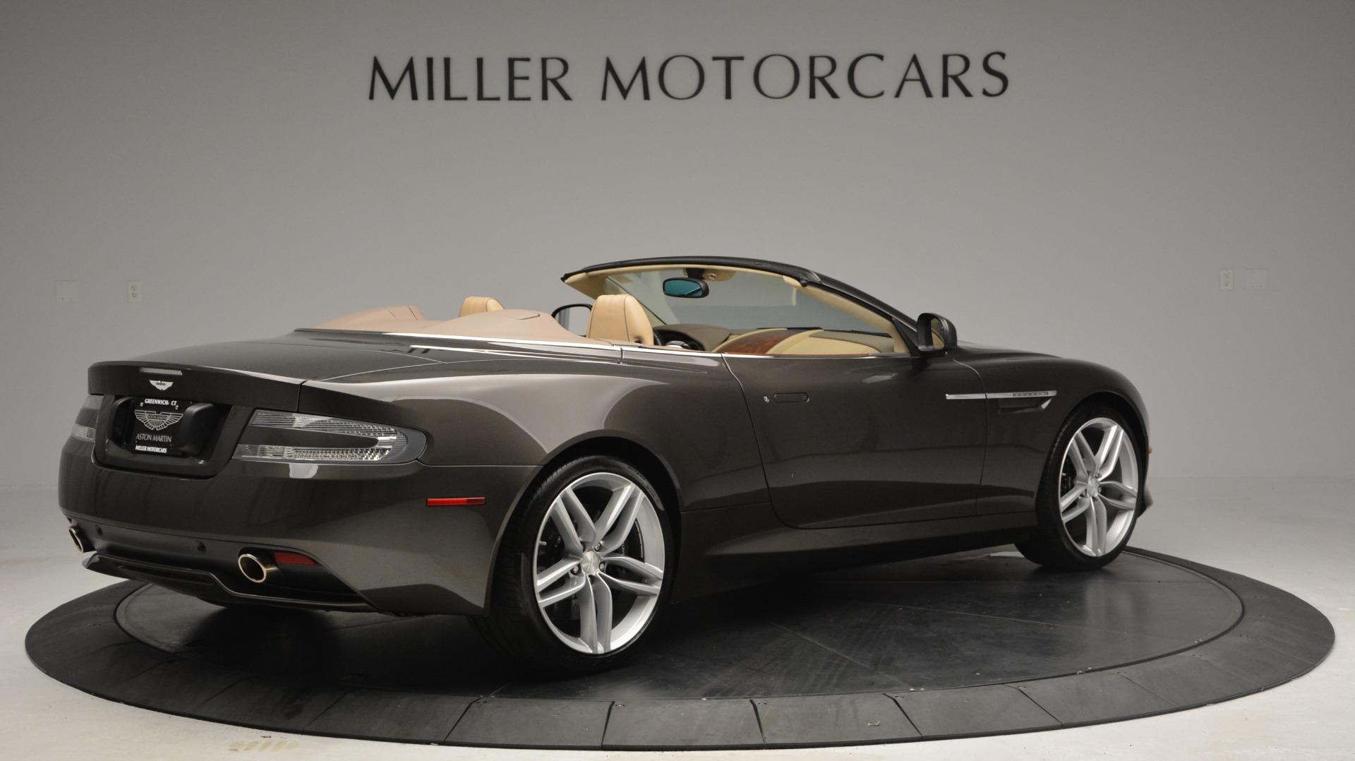 Used 2012 Aston Martin Virage Convertible
