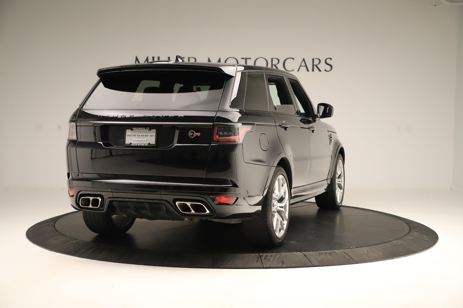 Used 2019 Land Rover Range Rover Sport SVR