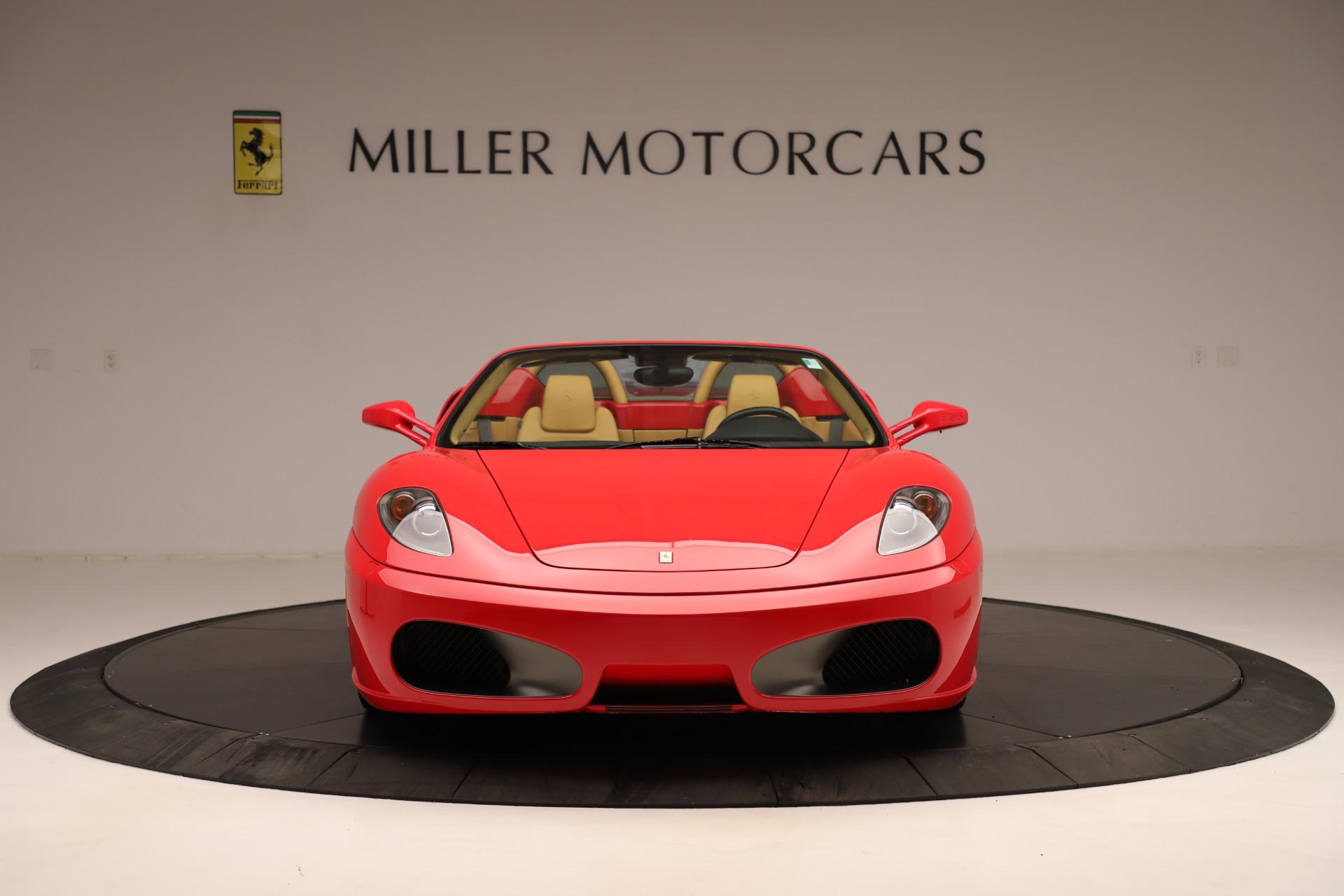 Used 2007 Ferrari F430 F1 Spider