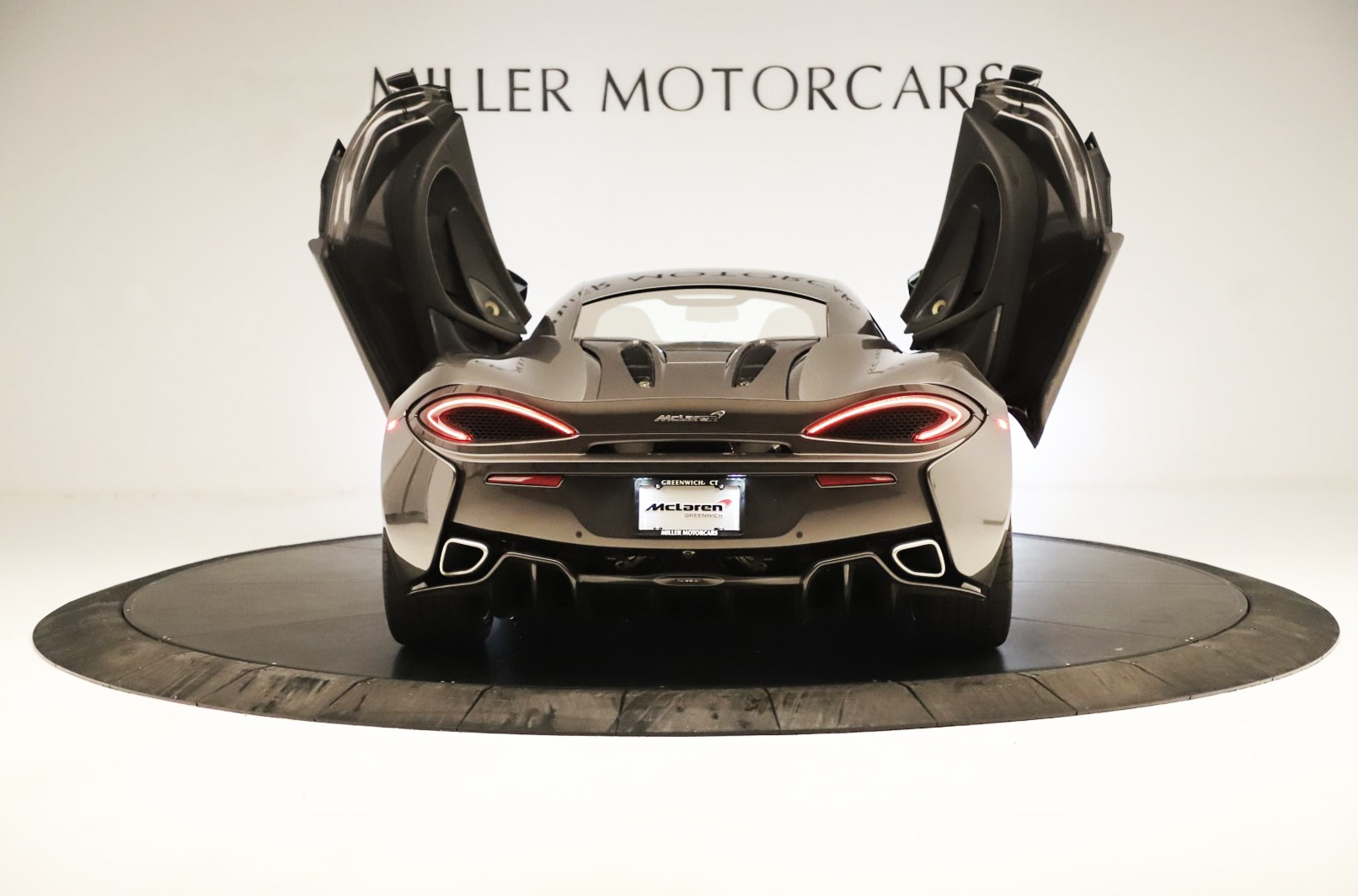 Used 2017 McLaren 570S Coupe