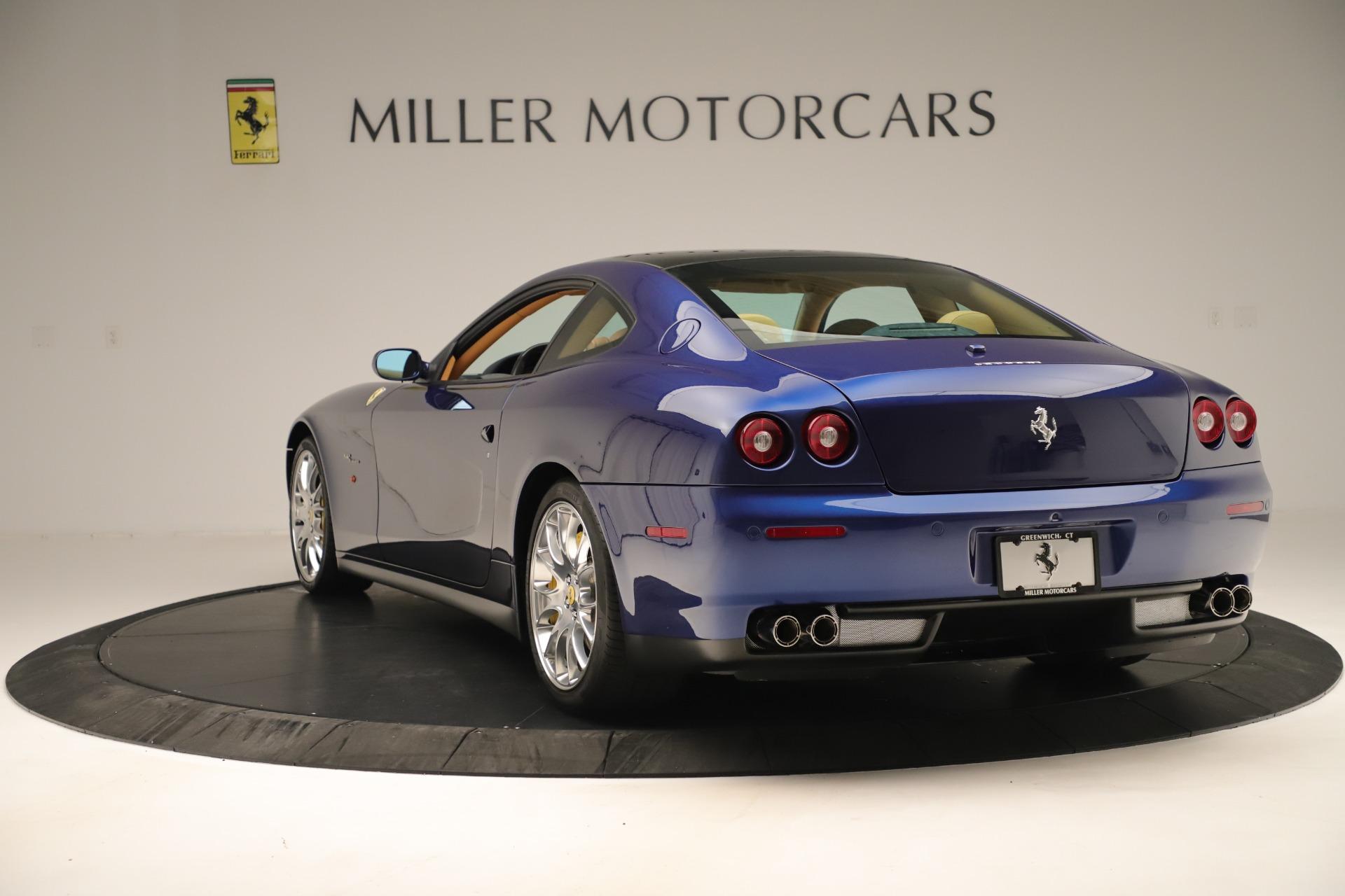 Used 2009 Ferrari 612 Scaglietti OTO