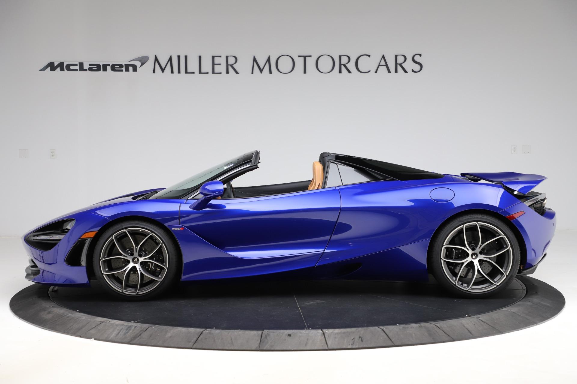 New 2020 McLaren 720S Spider Luxury