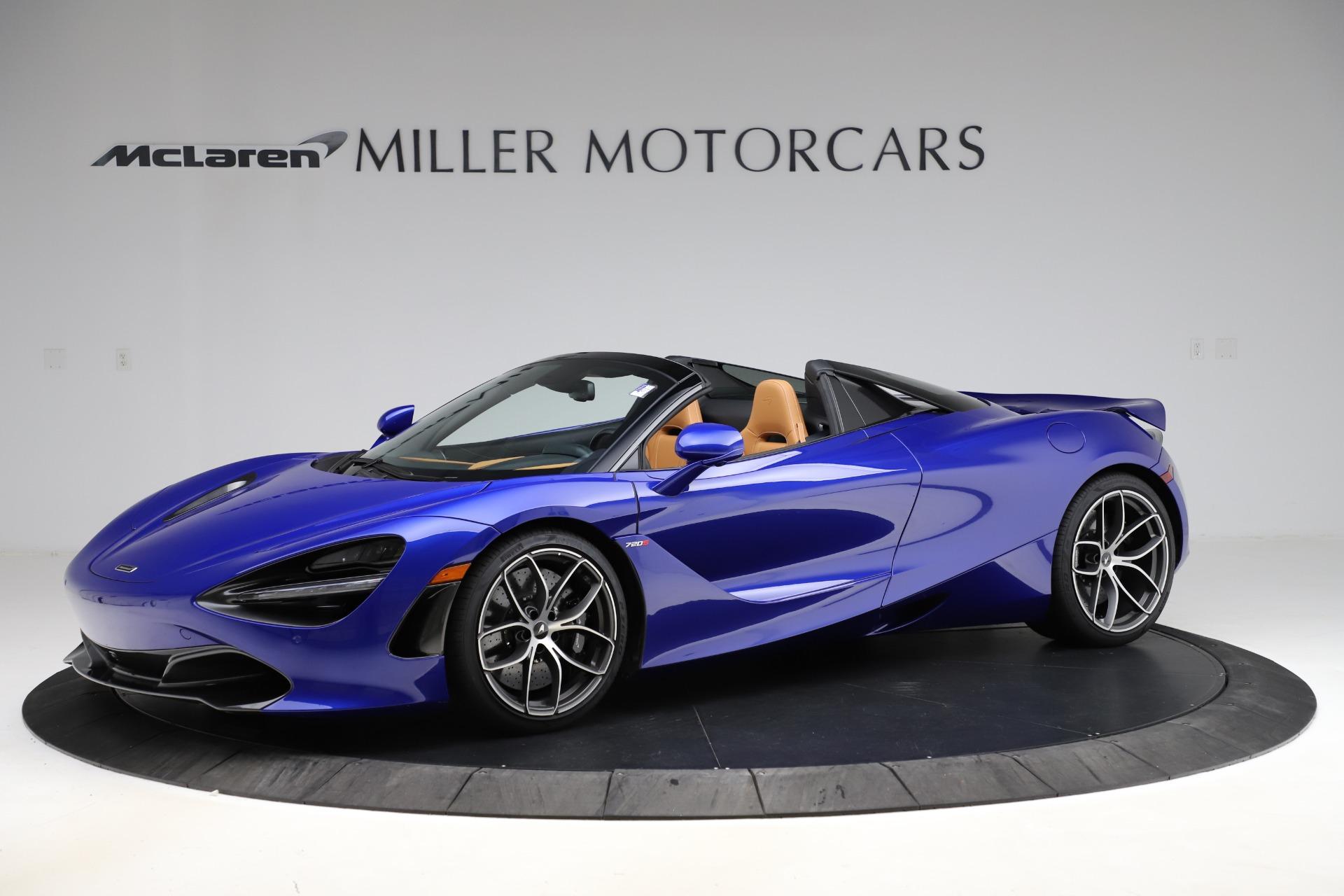 New 2020 McLaren 720S Spider Luxury | Greenwich, CT