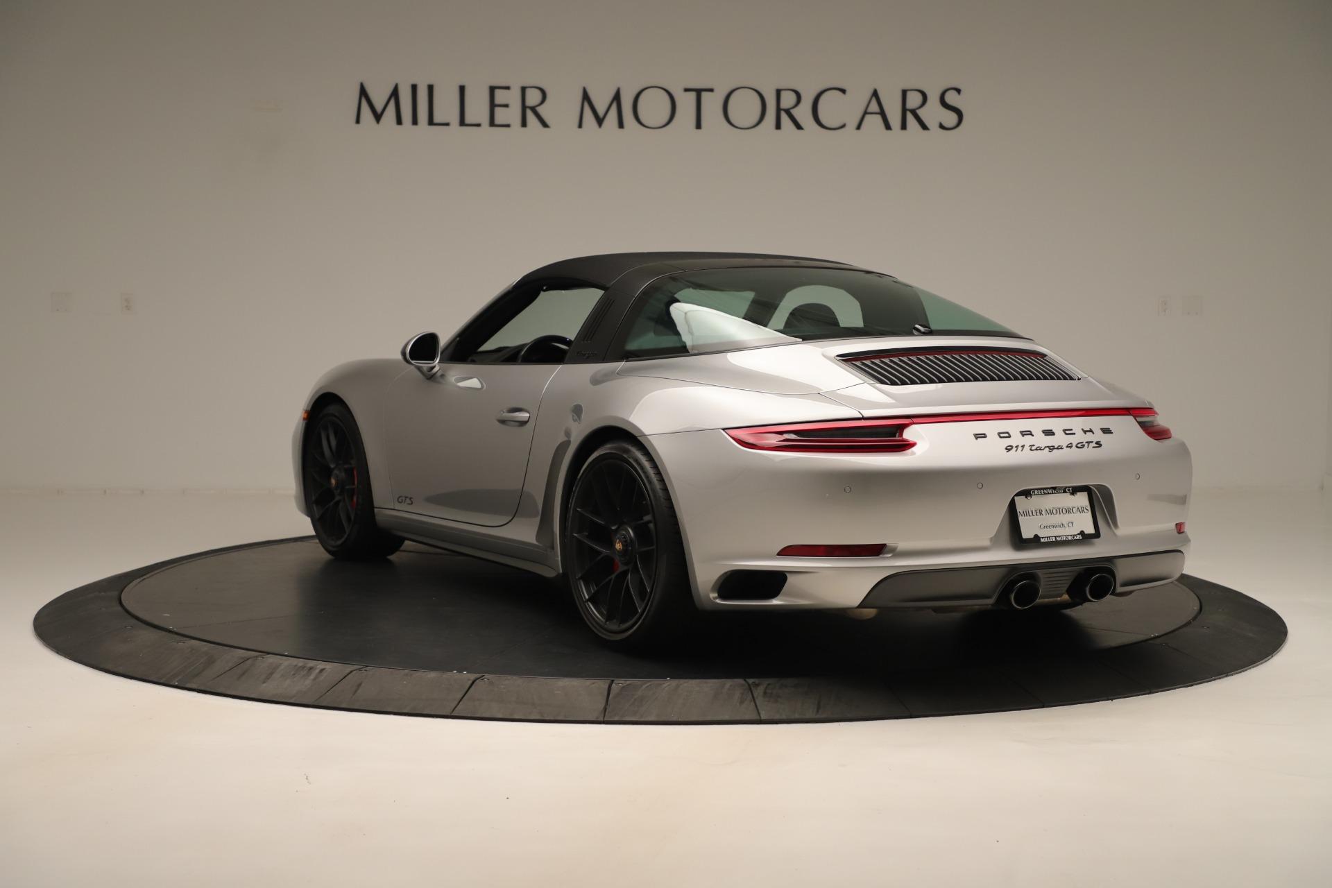 Used 2017 Porsche 911 Targa 4 GTS