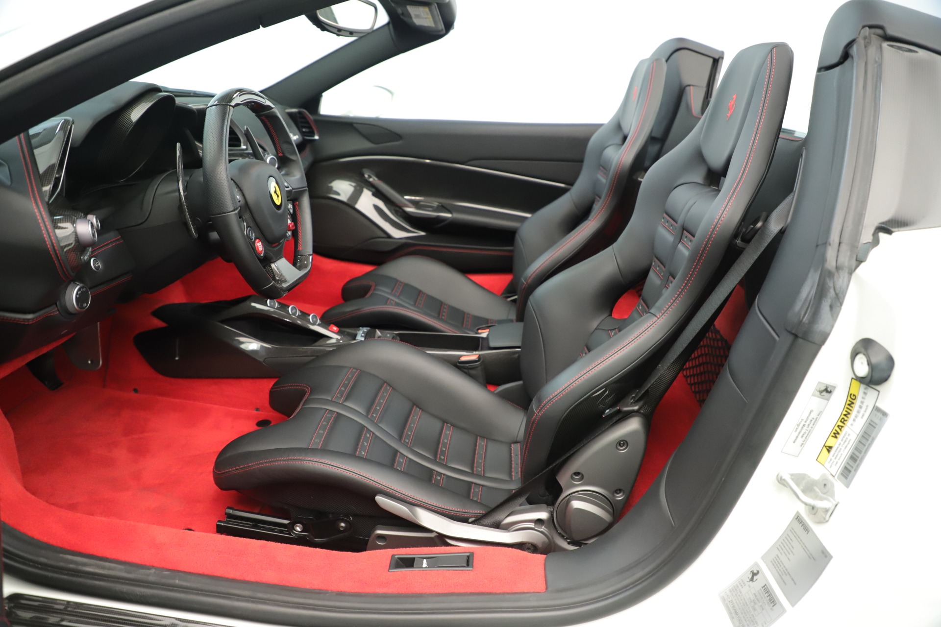 Used 2016 Ferrari 488 Spider