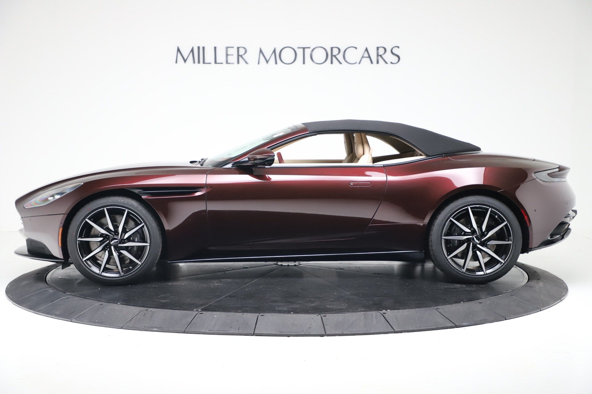 Used 2020 Aston Martin DB11 Volante Convertible