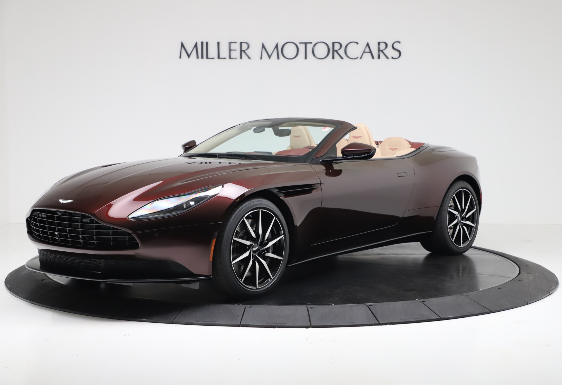 Used 2020 Aston Martin DB11 Volante Convertible | Greenwich, CT