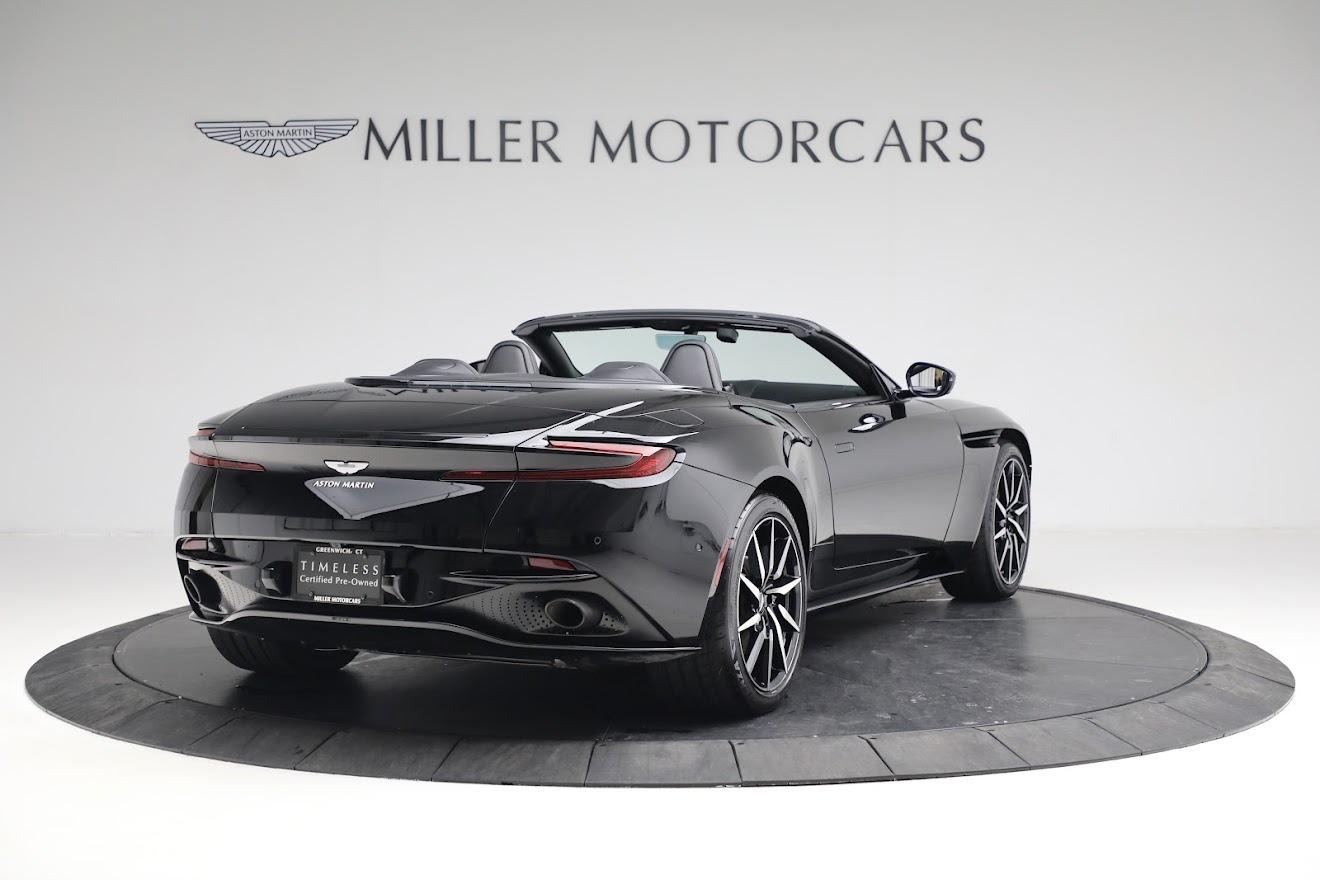New 2020 Aston Martin DB11 Convertible