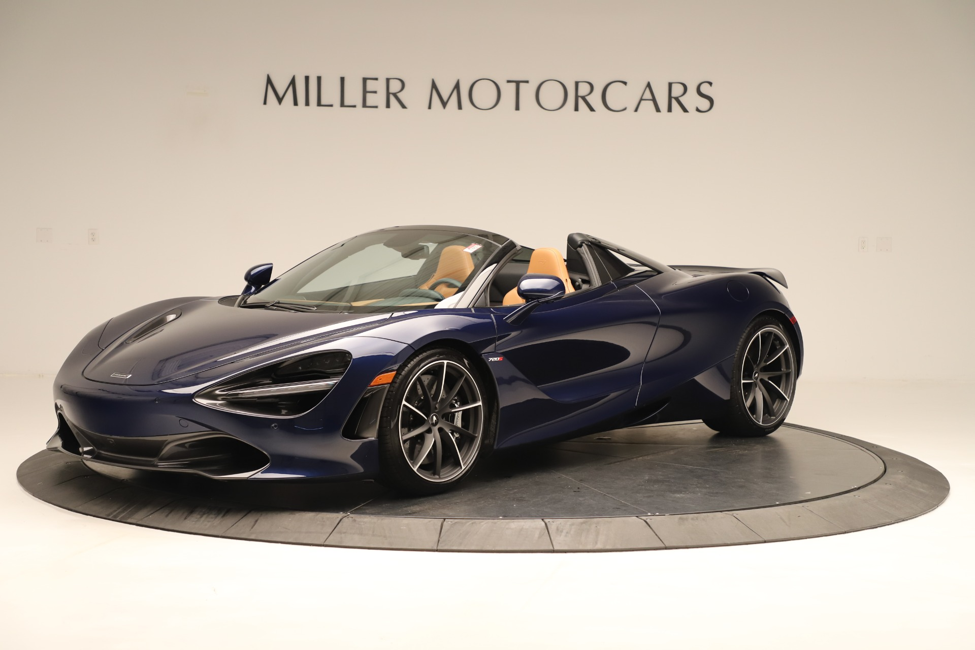 Used 2020 McLaren 720S Spider   Greenwich, CT