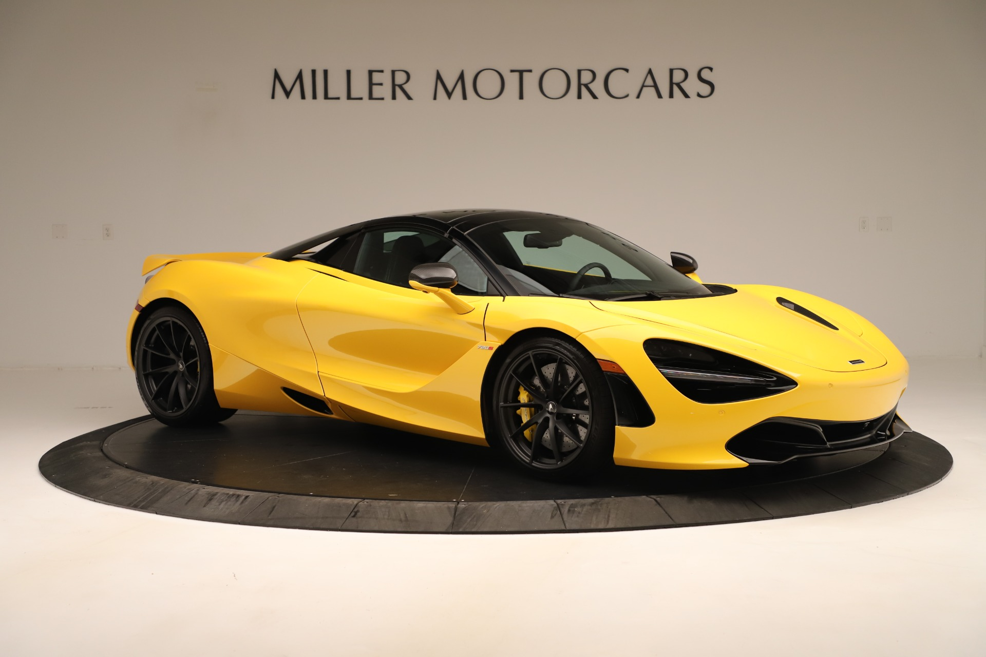 New 2020 McLaren 720S SPIDER Convertible