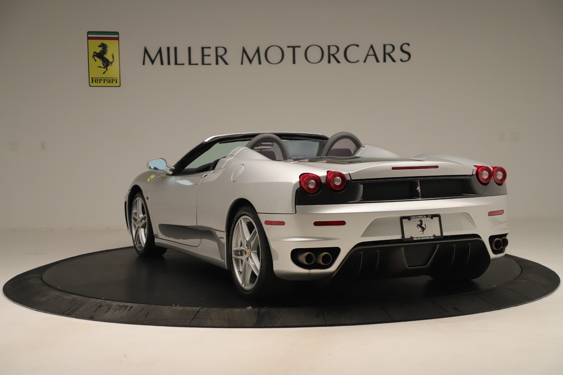 Used 2008 Ferrari F430 Spider