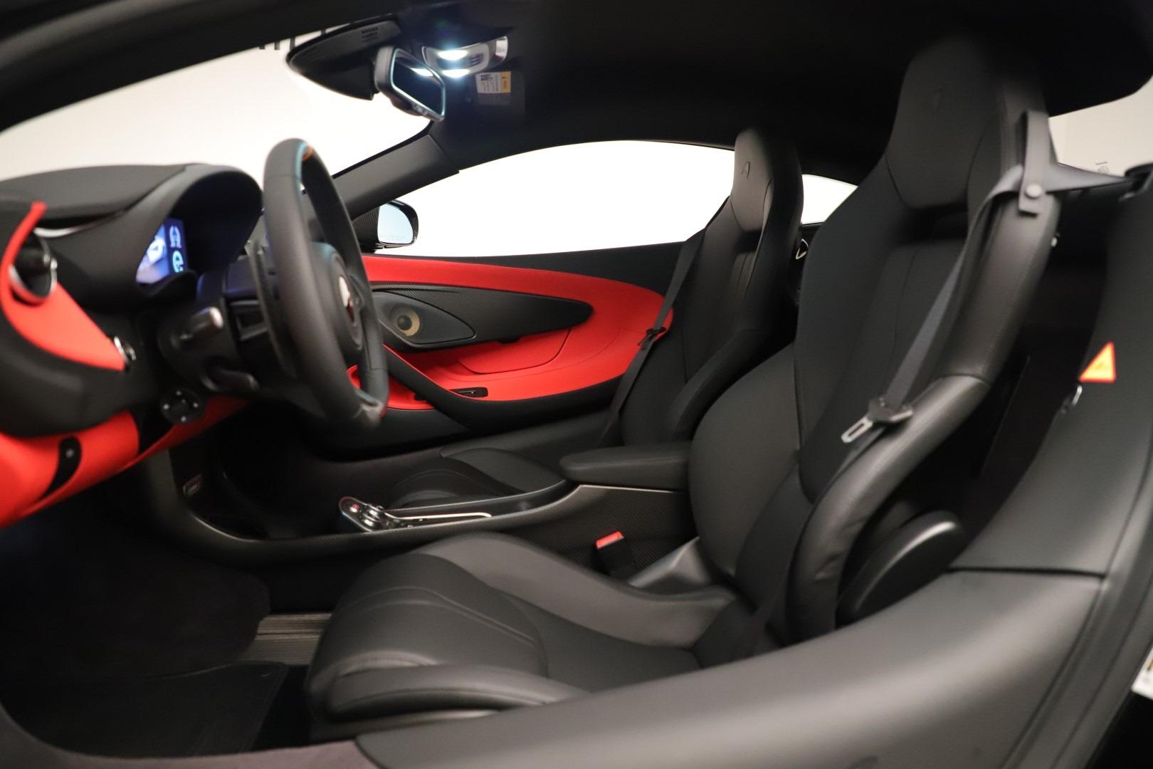 Used 2019 McLaren 600LT Luxury