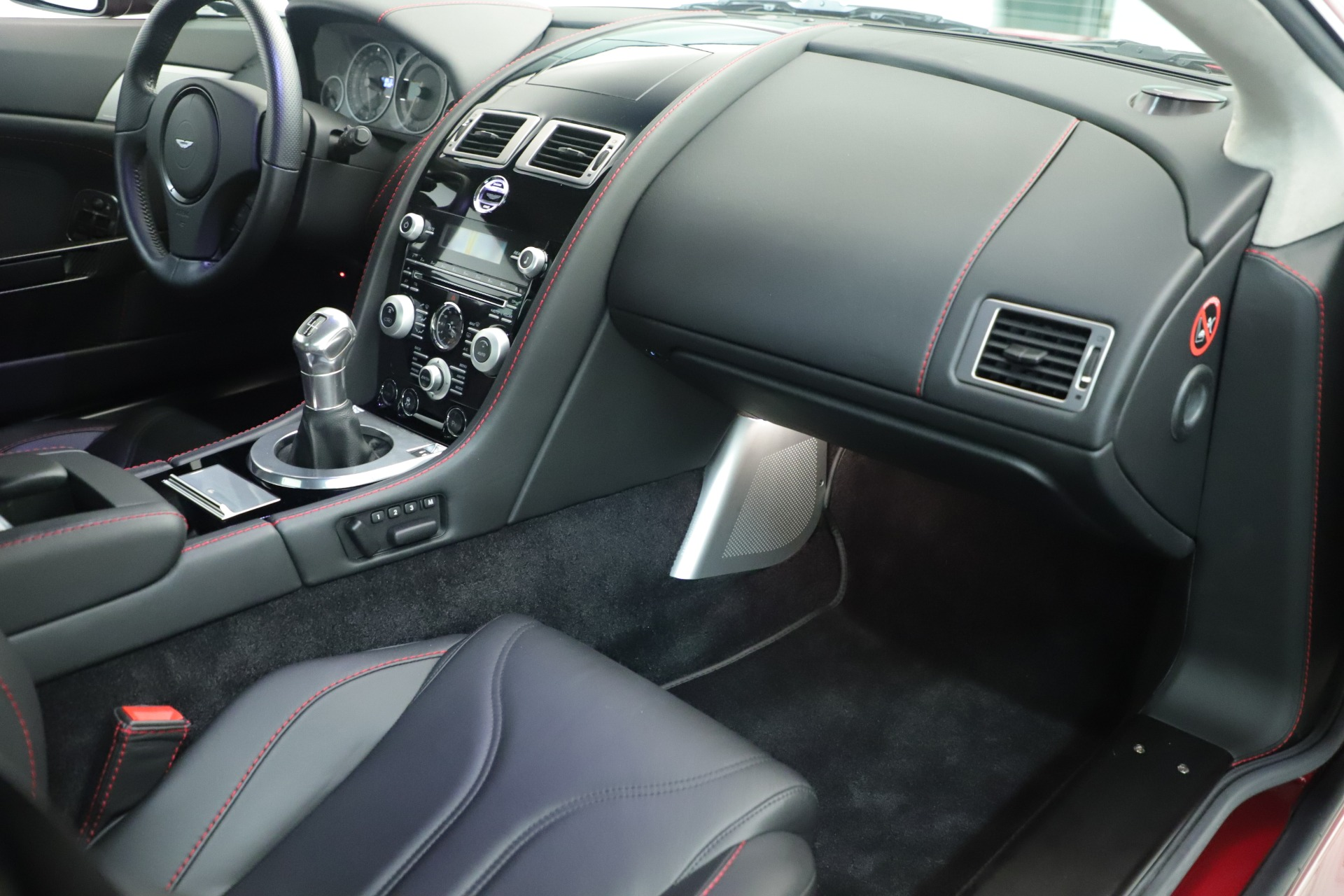 Used 2011 Aston Martin V12 Vantage Coupe