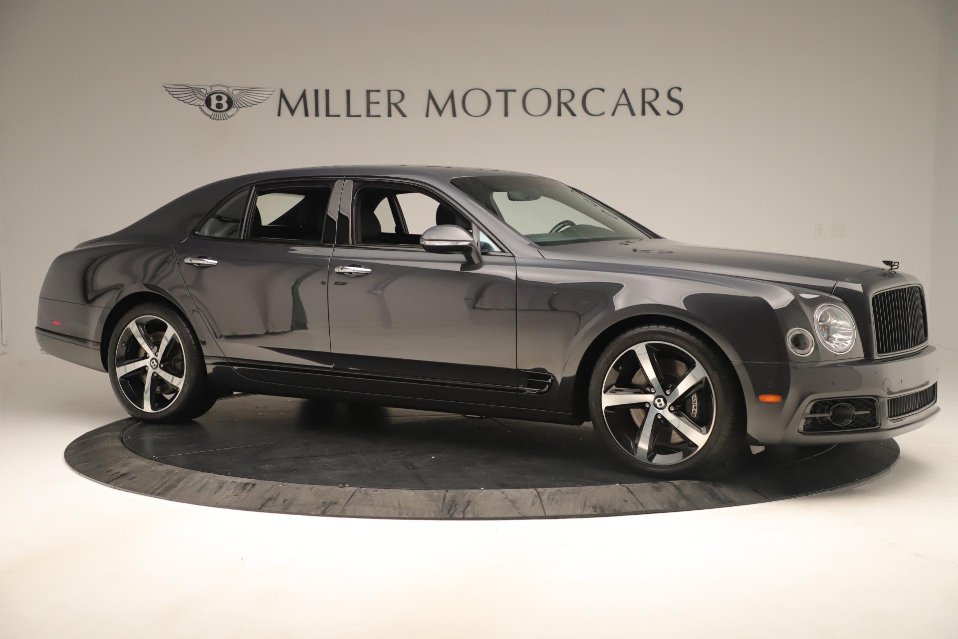 Used 2018 Bentley Mulsanne Speed Design Series