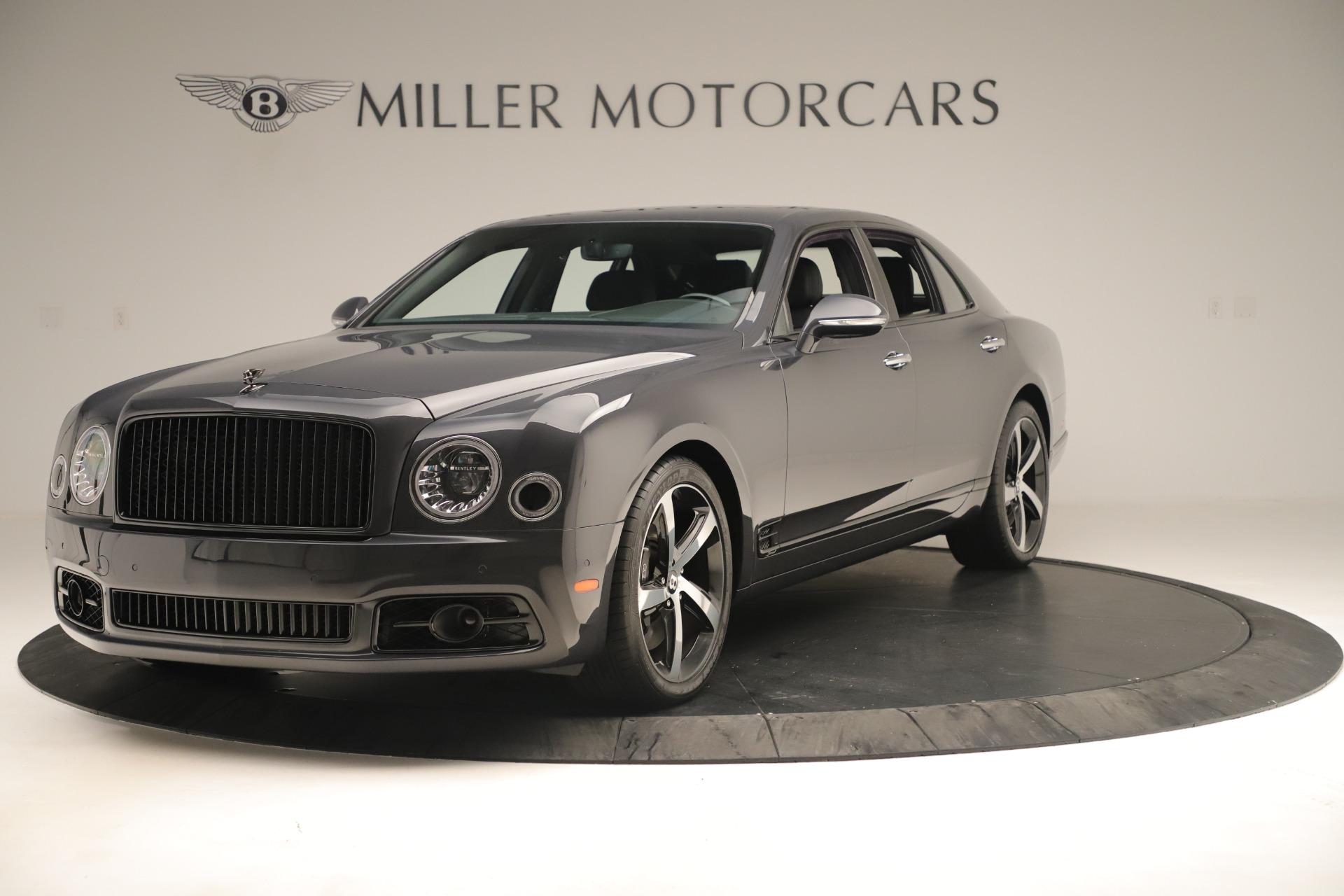 Used 2018 Bentley Mulsanne Speed Design Series   Greenwich, CT