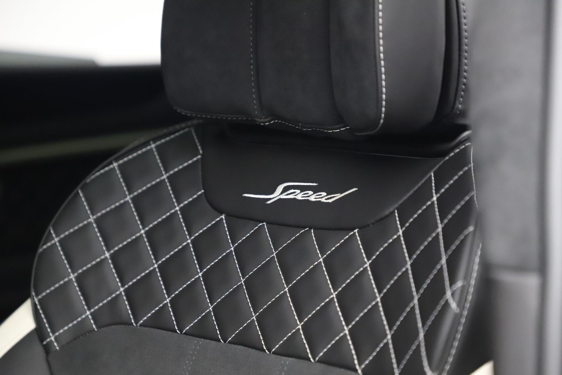 New 2020 Bentley Bentayga Speed