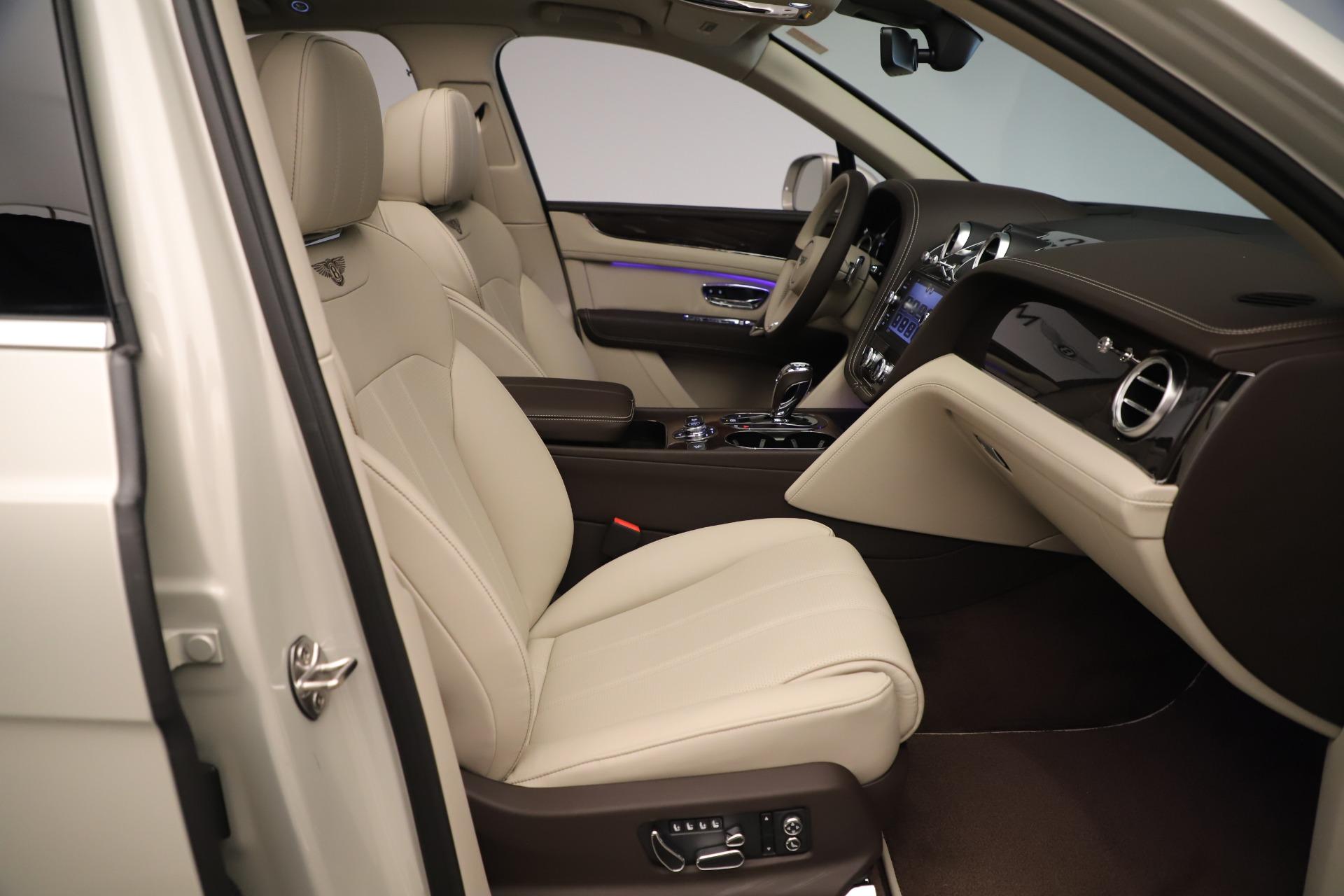 New 2020 Bentley Bentayga V8