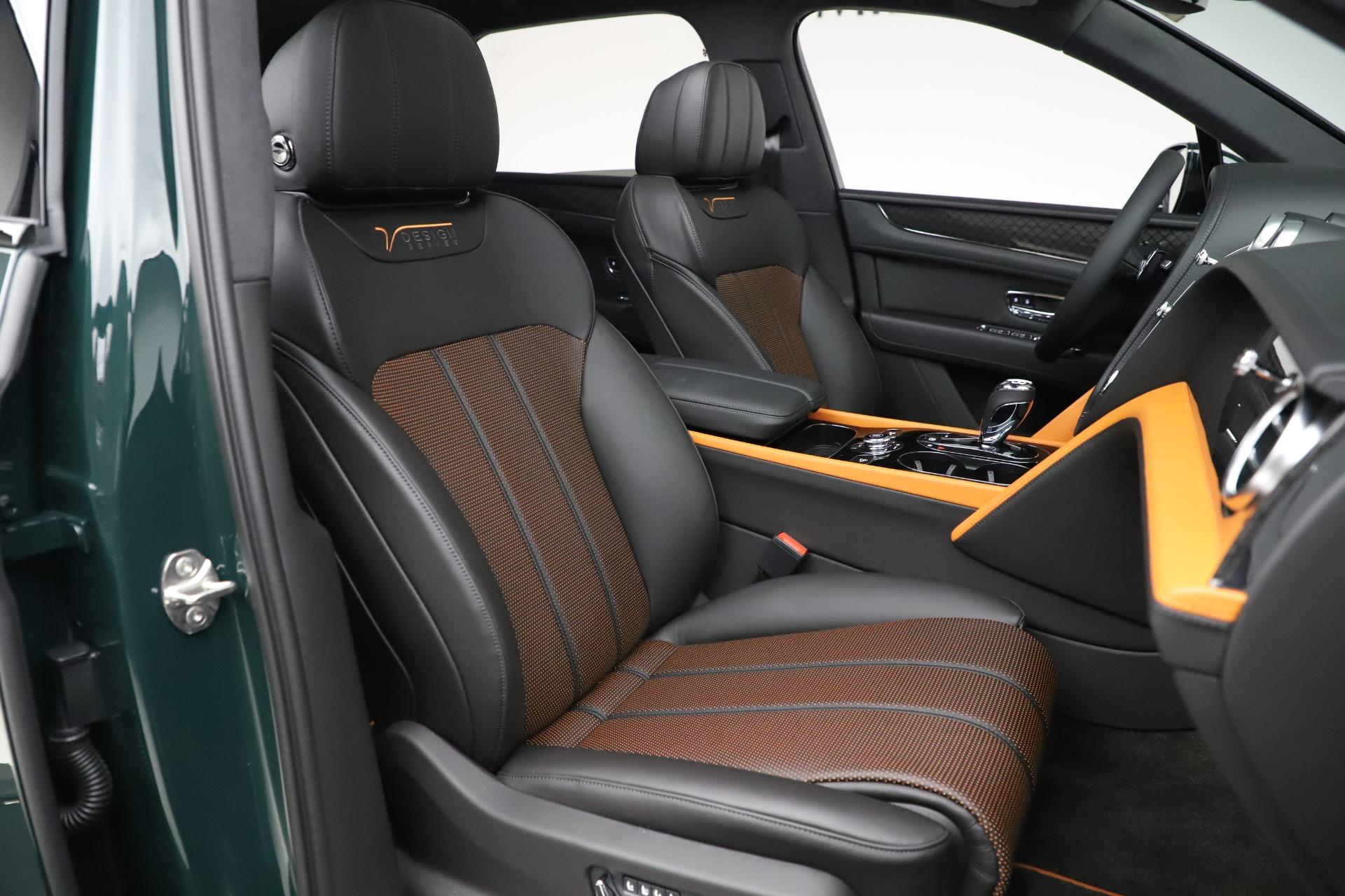 New 2020 Bentley Bentayga V8 Design Series