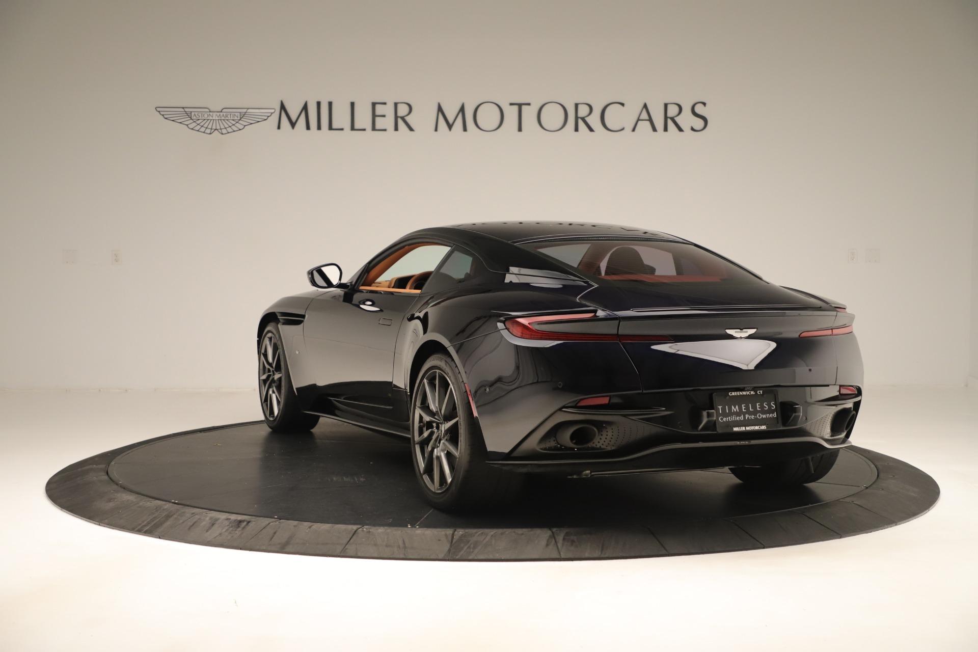 Used 2017 Aston Martin DB11 Launch Edition