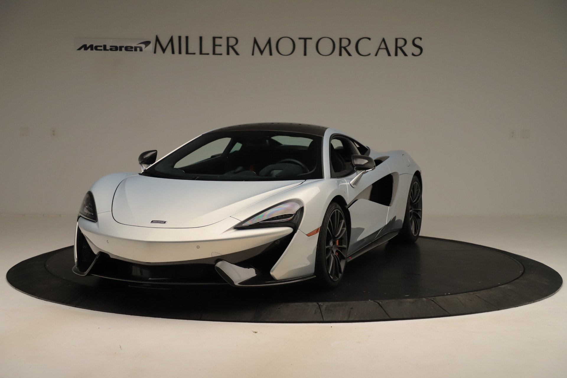 Used 2016 McLaren 570S Coupe